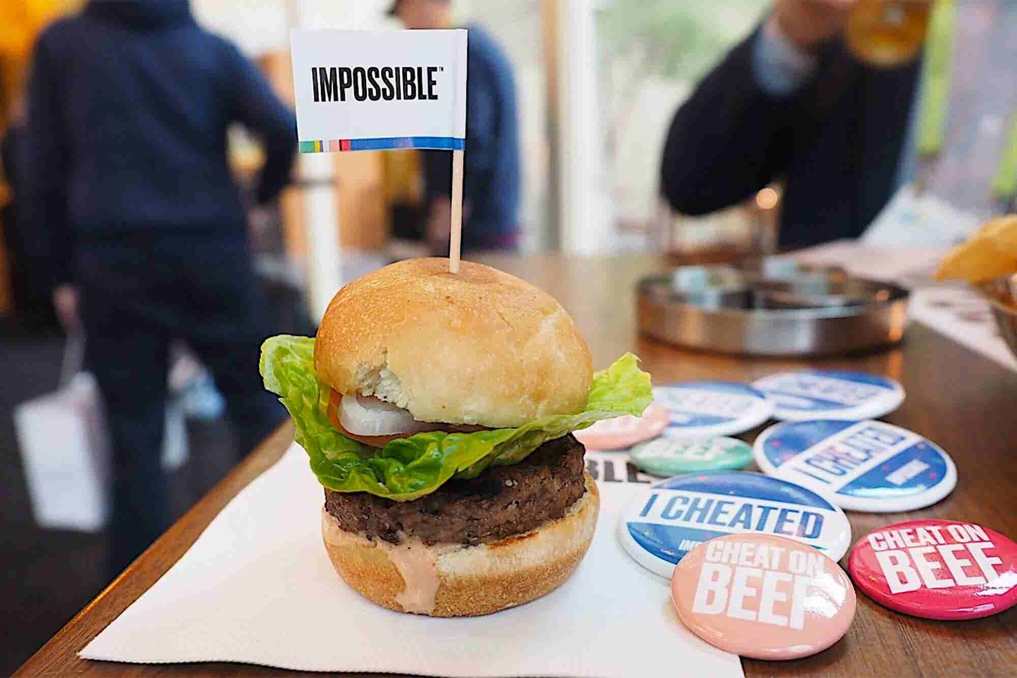 Meat-Free 'Impossible Burger 2.0' Tastes Even Closer to the Real Deal