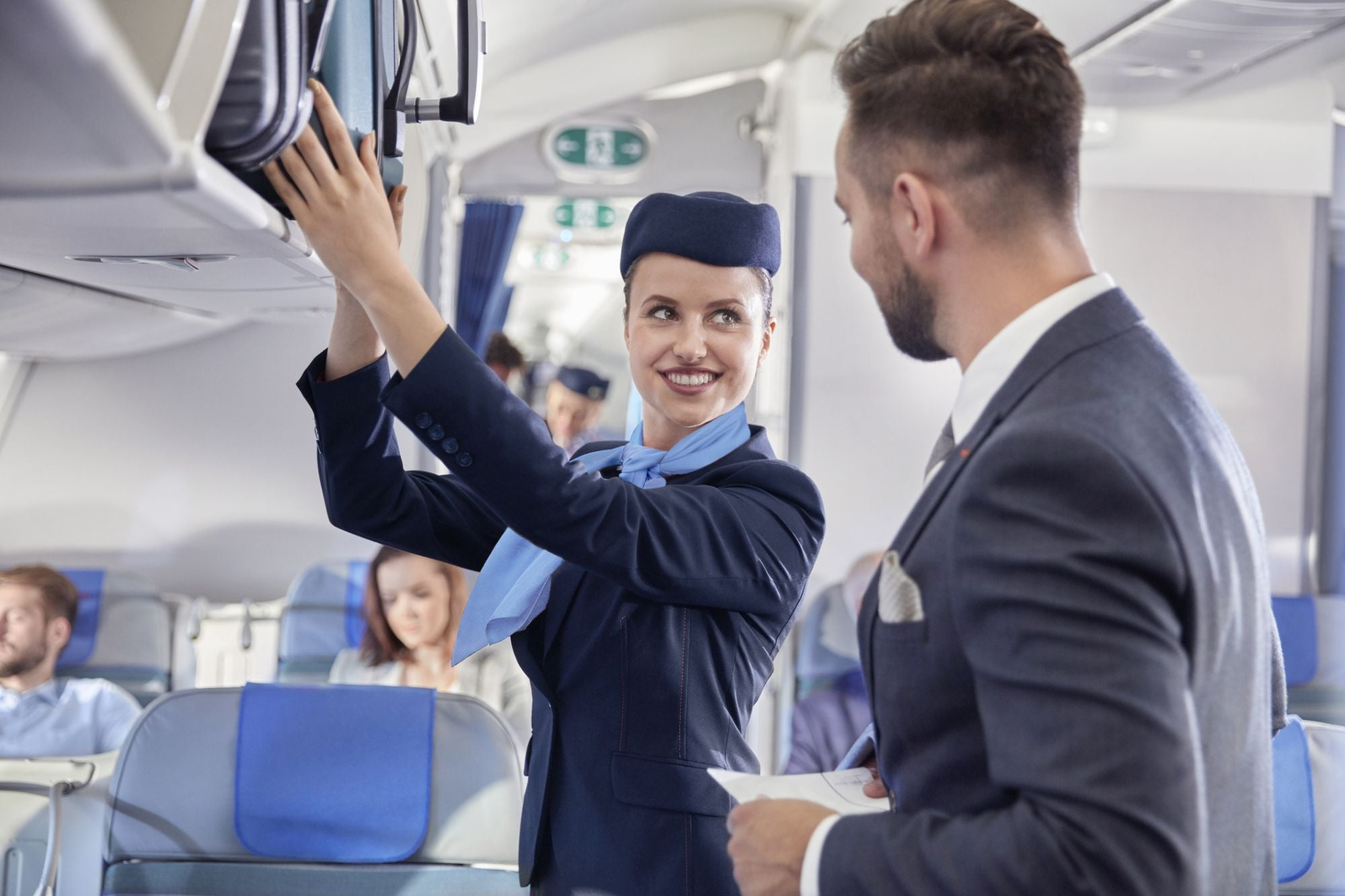 Tip Your Flight Attendant Huh Frontier Airlines Is -3225