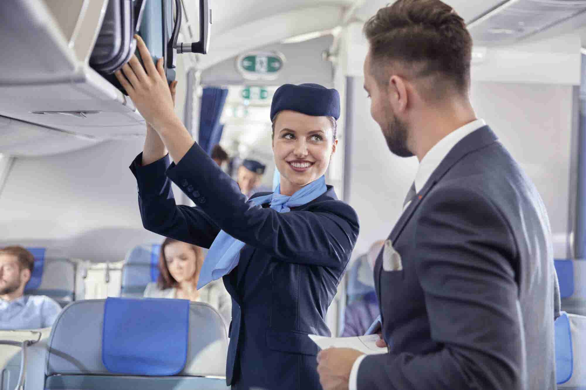 Tip Your Flight Attendant? Huh? Frontier Airlines Is Asking You to Do Just That.