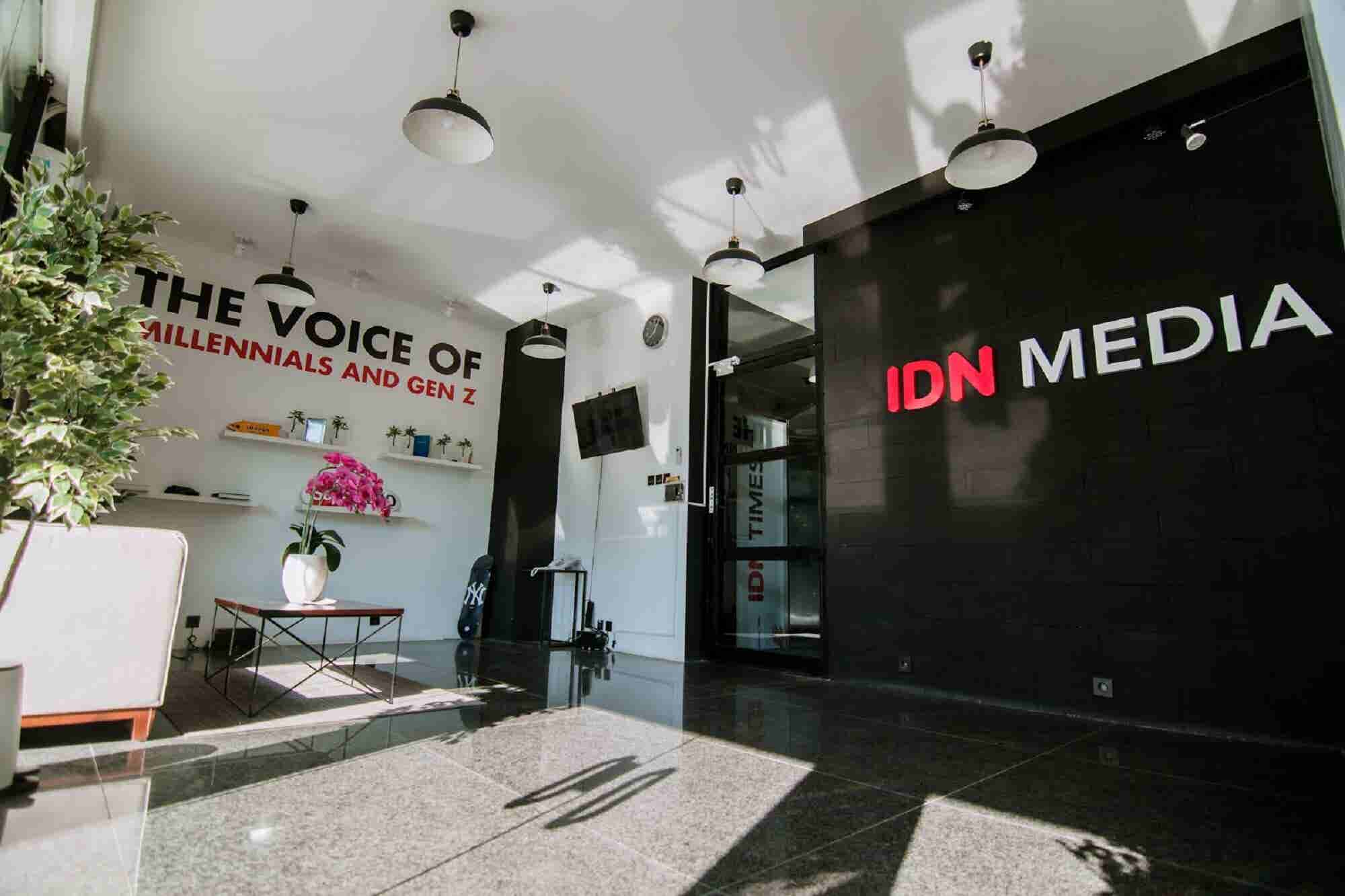 Indonesia's IDN Media Bags Series C Investment In a Round Led by EV Growth