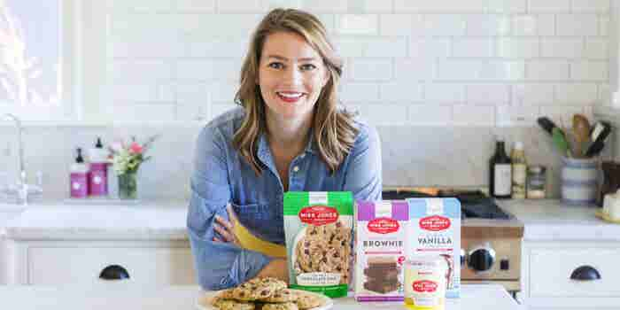 The 'Millennial Betty Crocker' Founder of a Baking Empire Shares Her Recipe for Staying Resilient