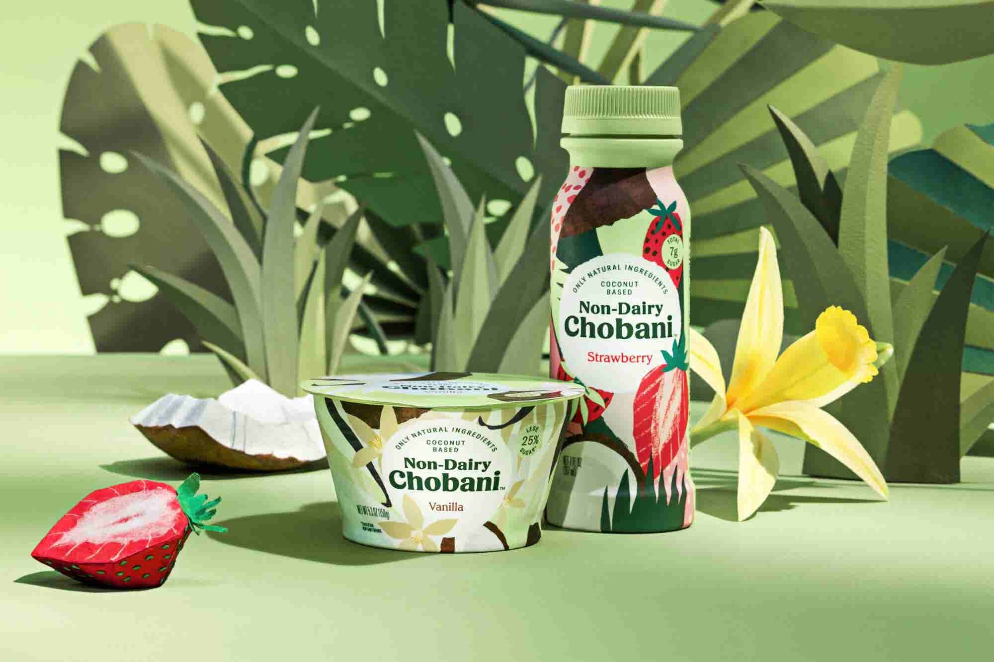 Chobani to Introduce Non-Dairy Products, Capitalizing on a Growing Market