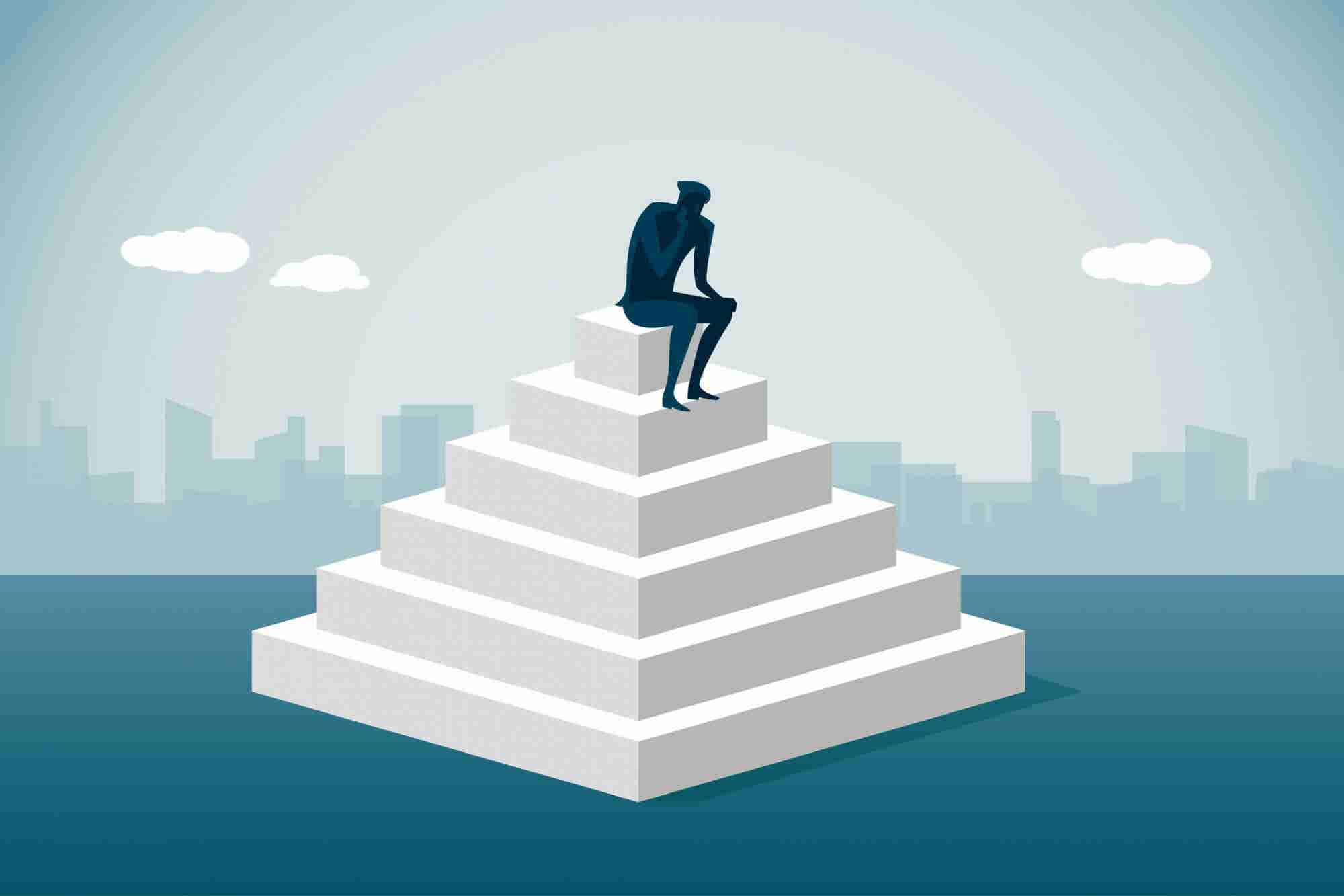 It's Time to Rethink the Corporate Pyramid