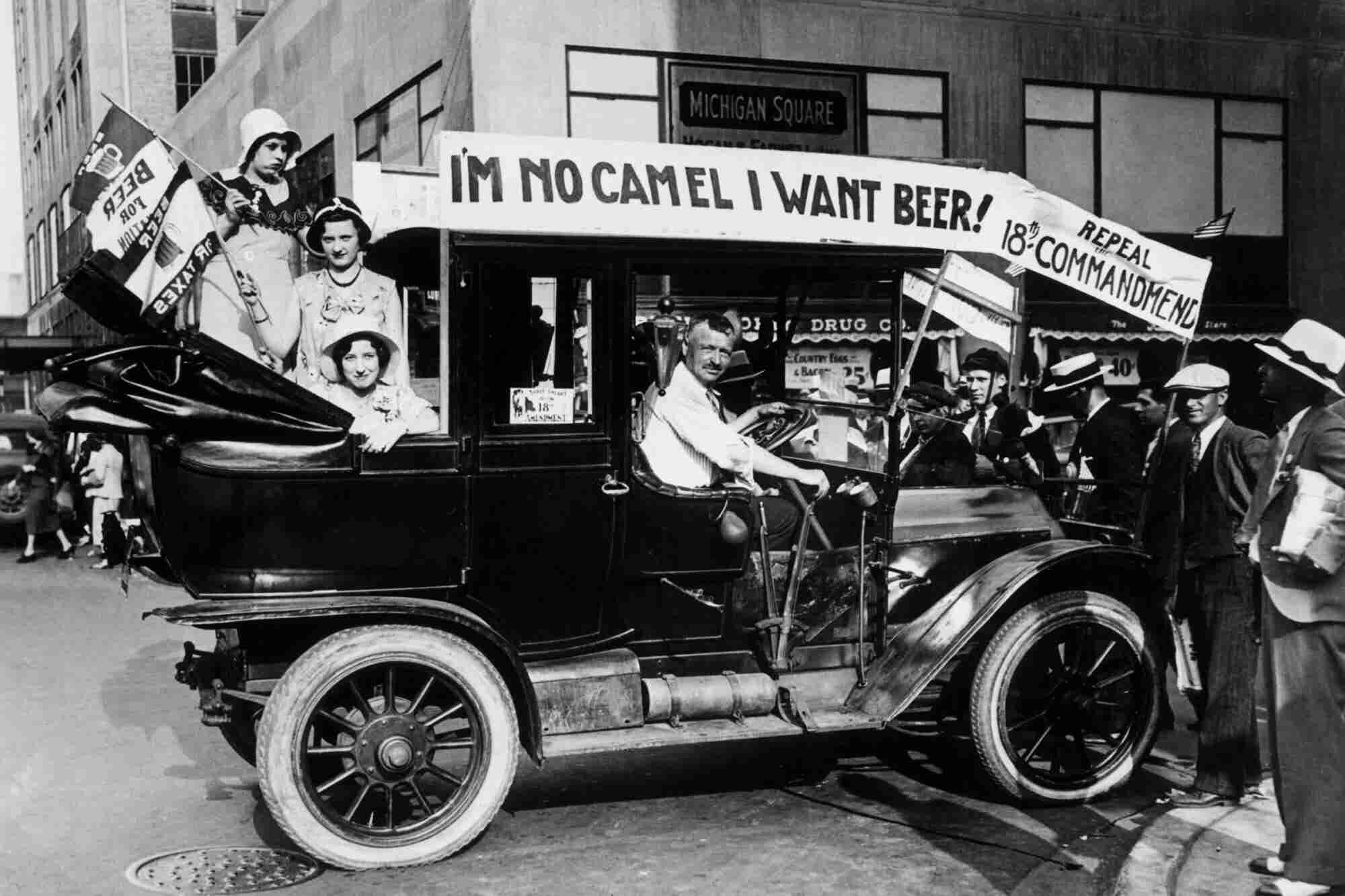 America Began Alcohol Prohibition in 1919 but It's Edging Toward Endin...