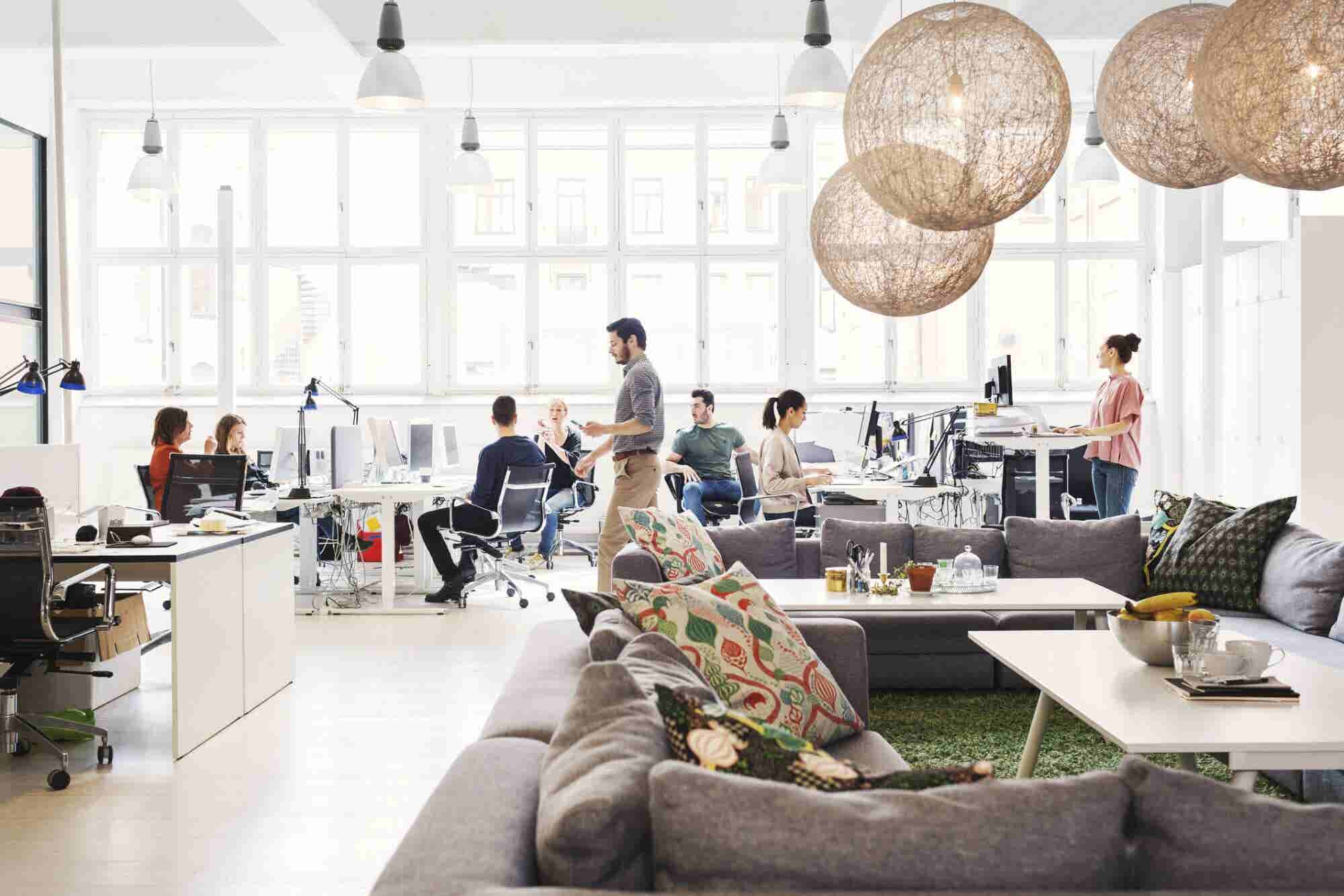 Losing Employees to Competitors? Modern Workspaces Can Help You Keep Them.