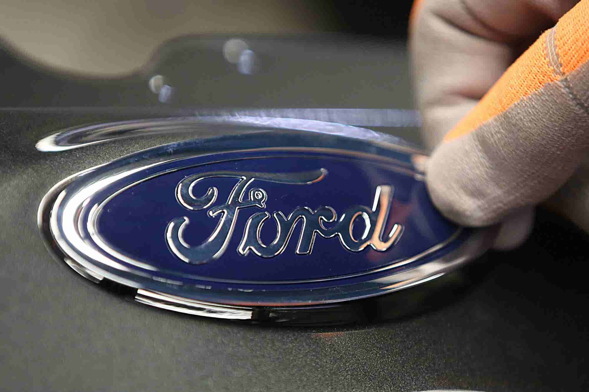 Ford Stock Up Big on Wednesday With Volkswagen Alliance Looming
