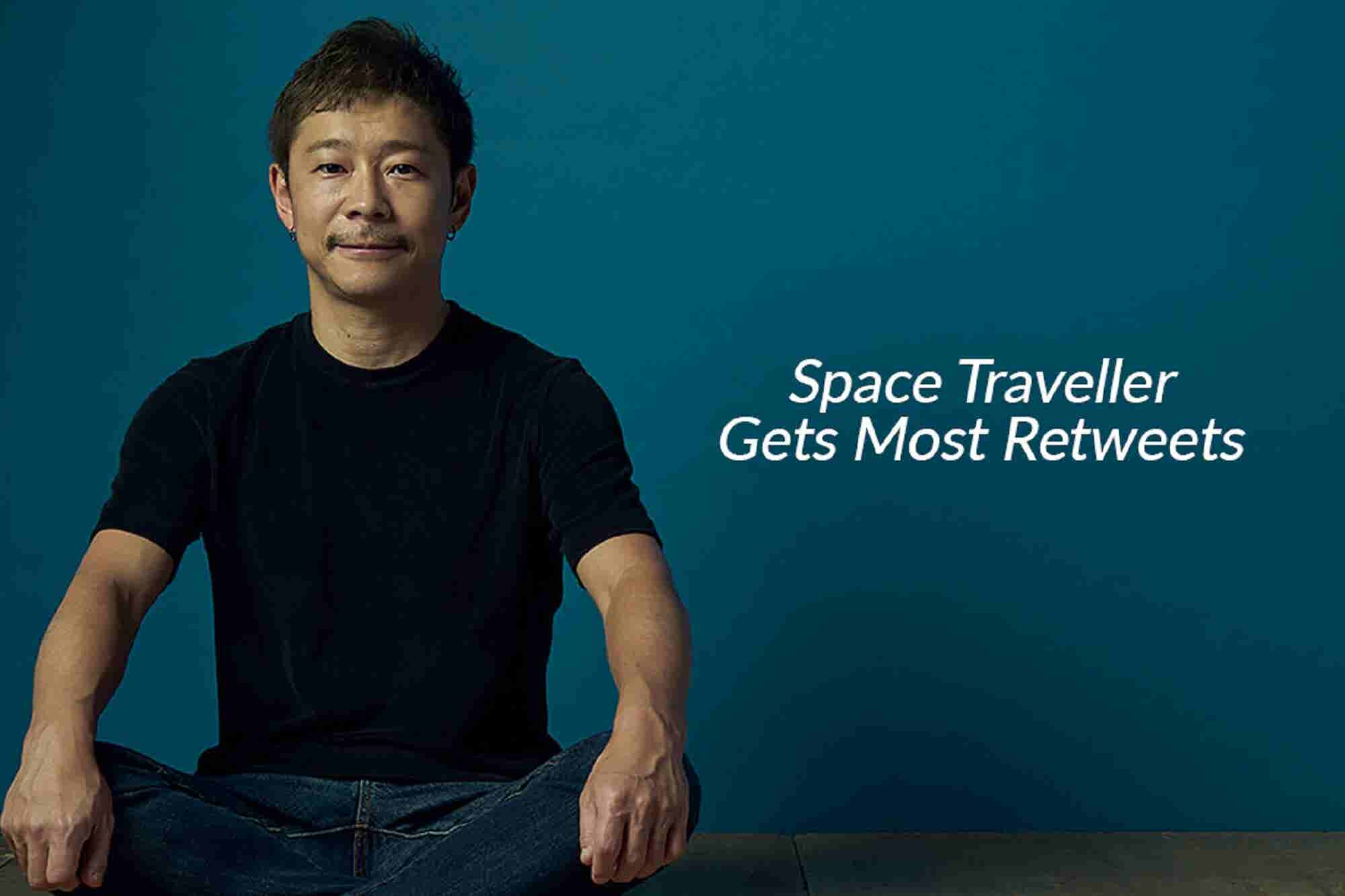 Monday Musings: SpaceX Traveller's Tweet Gets Most Retweets & Apple Takes a Jibe At Amazon-Android