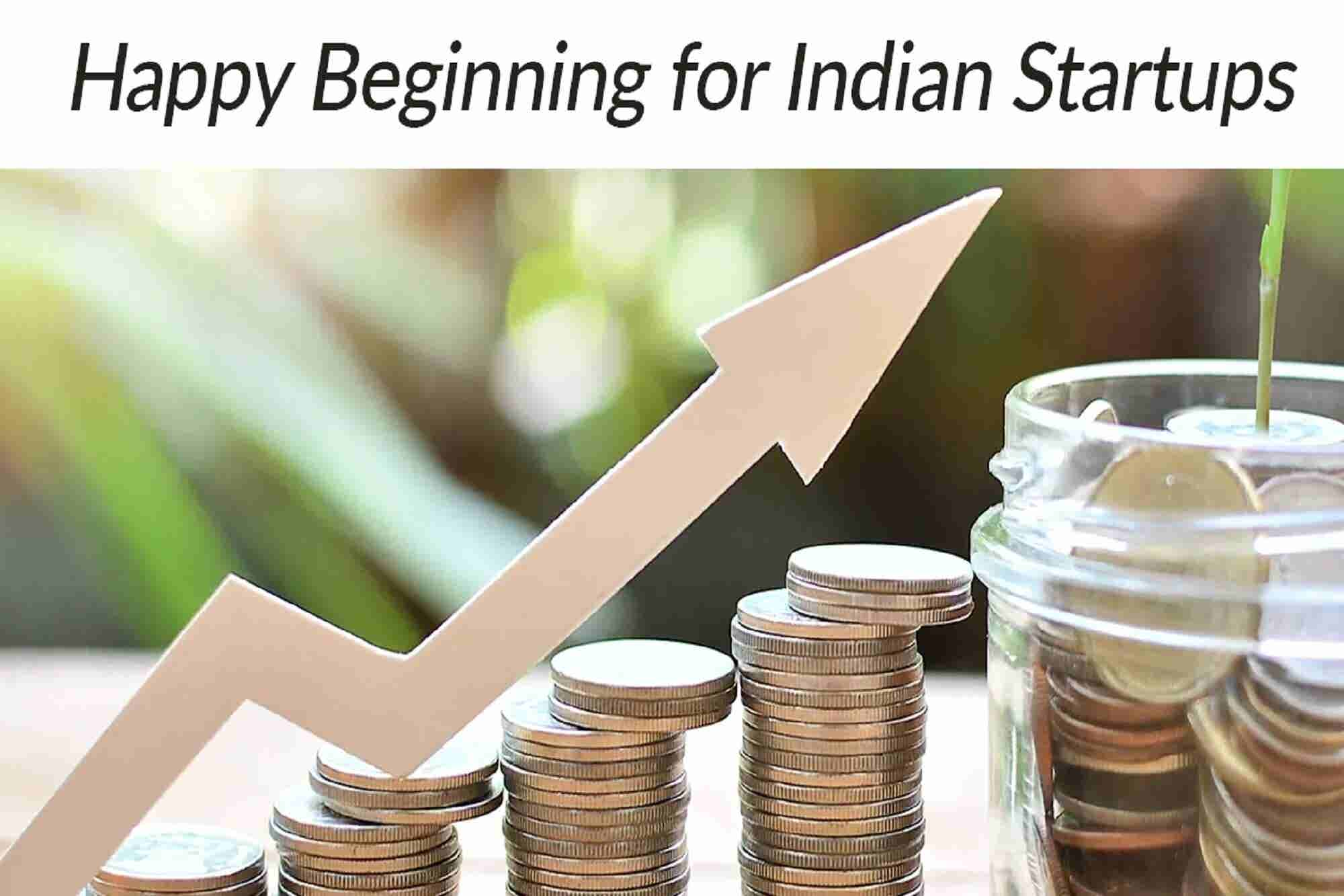 Week Wrap Up: 2019 Starts on a Good Note for Indian Startups