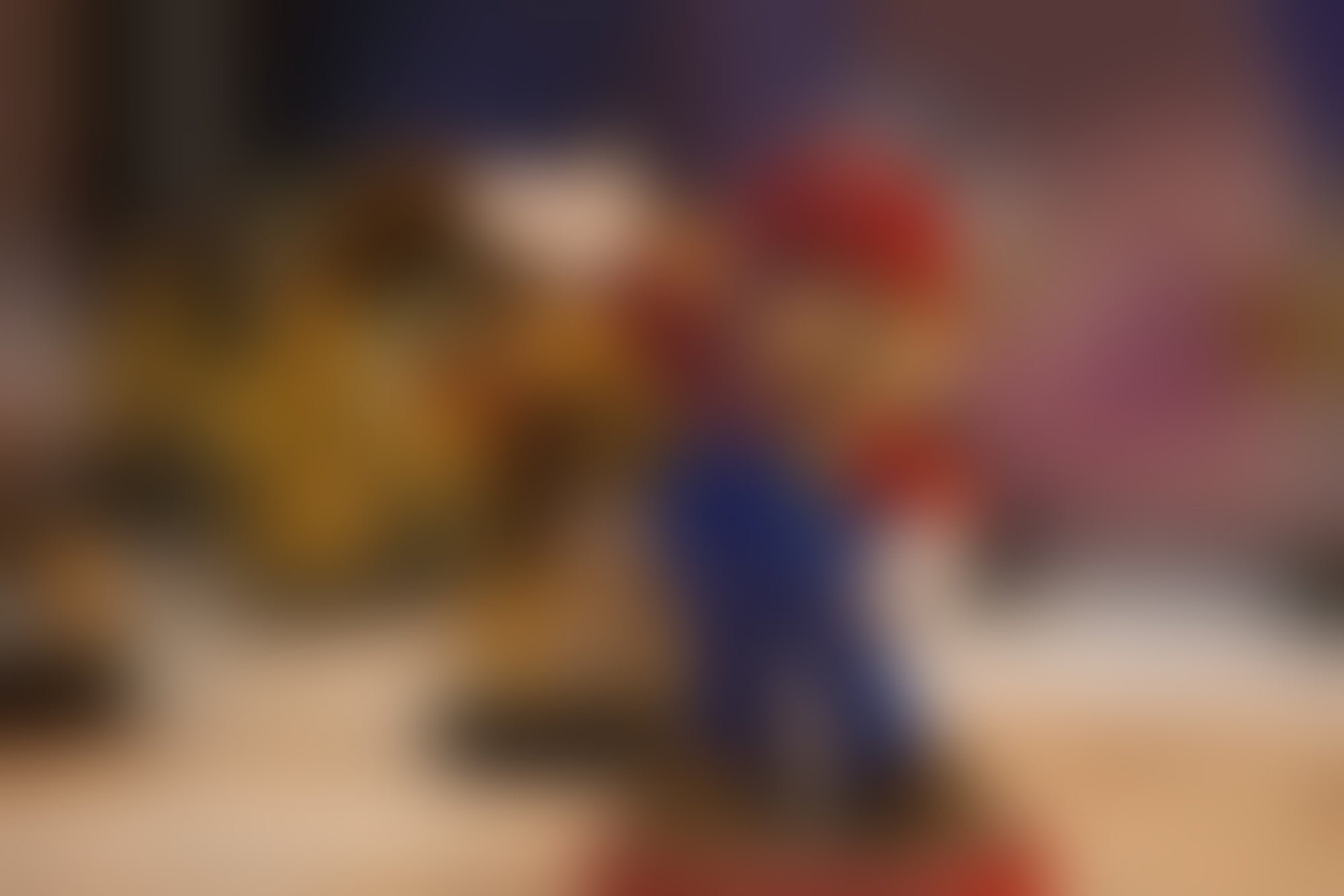 Kansas City Royals Employees Use Jumbotron to Play Mario Kart