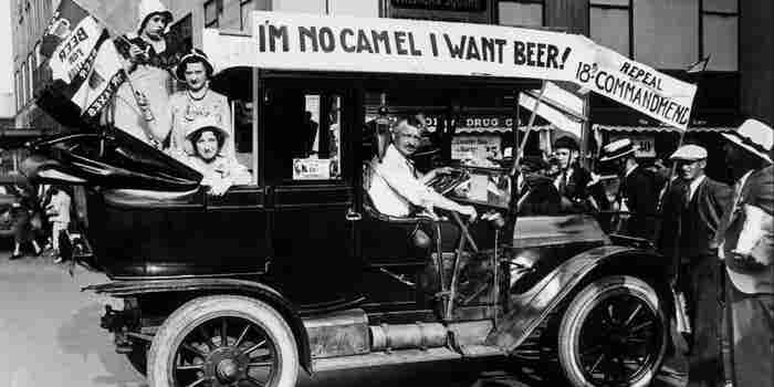100 años después de la prohibición del alcohol, el cannabis podría volverse legal en Estados Unidos