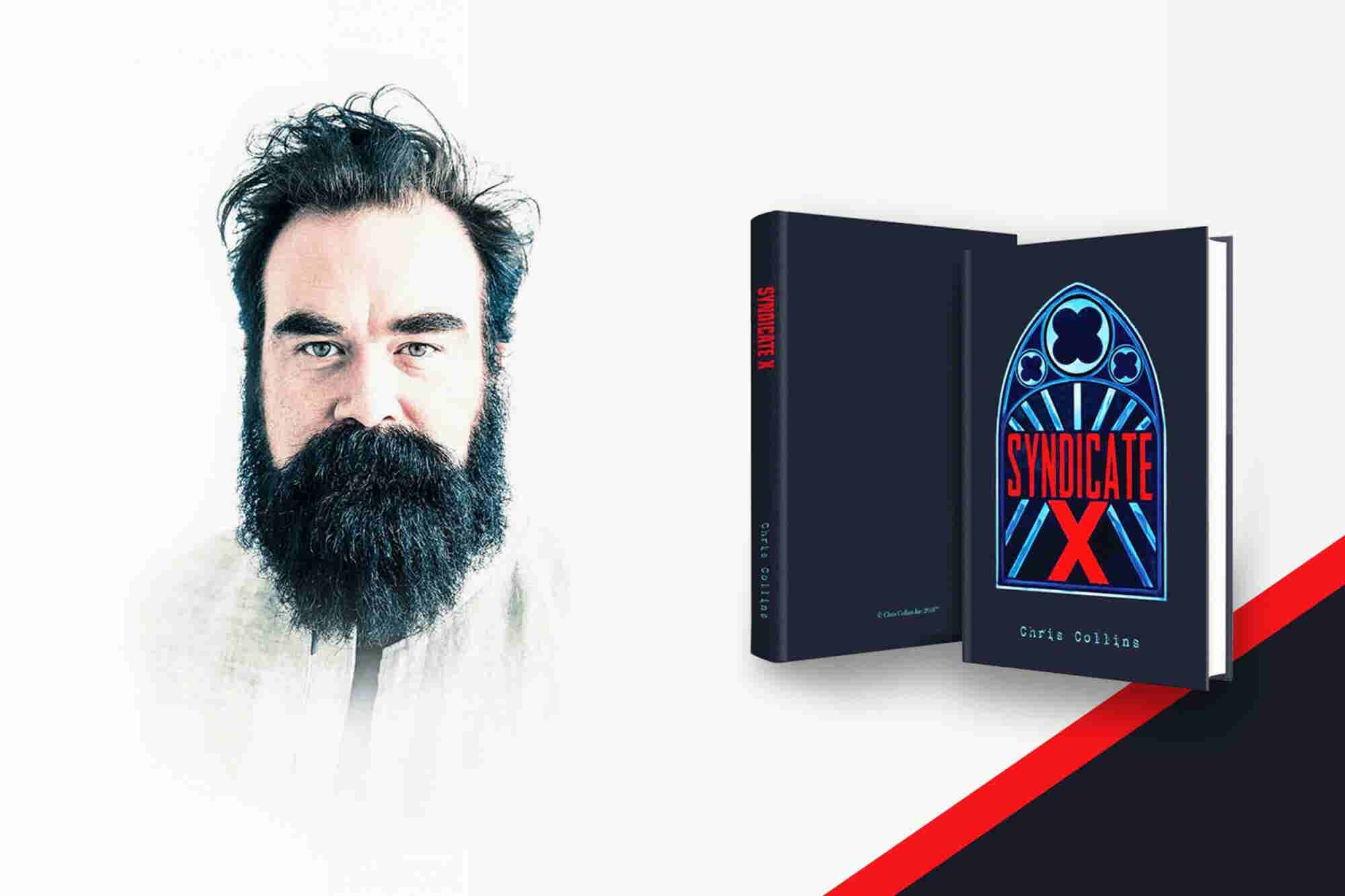 Book Review: Business Fixer and Best-Selling Author Chris Collins Shares His Secrets in 'Syndicate X'