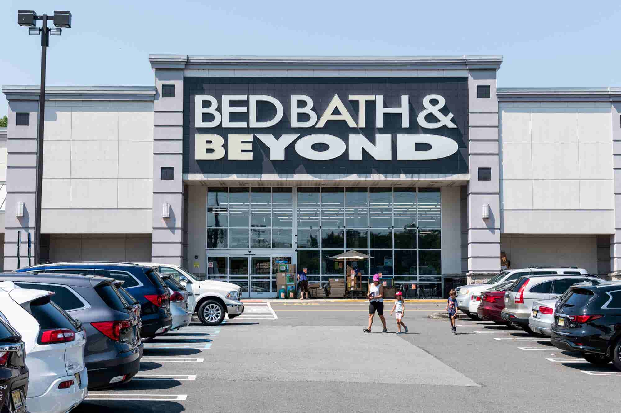 Bed Bath & Beyond Was a Monster in the Stock Market Today. Here's Why.