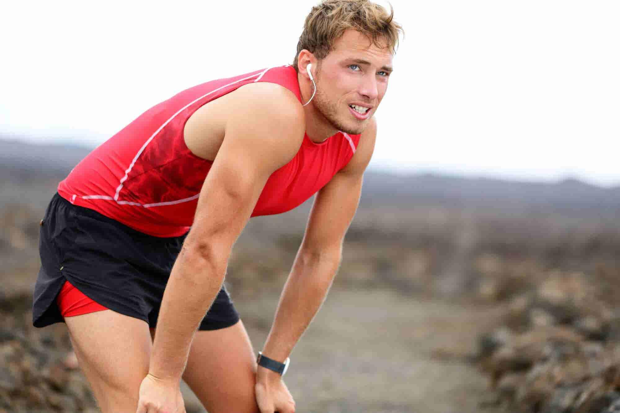 En los negocios y el maratón, no saber manejar la presión te lesiona