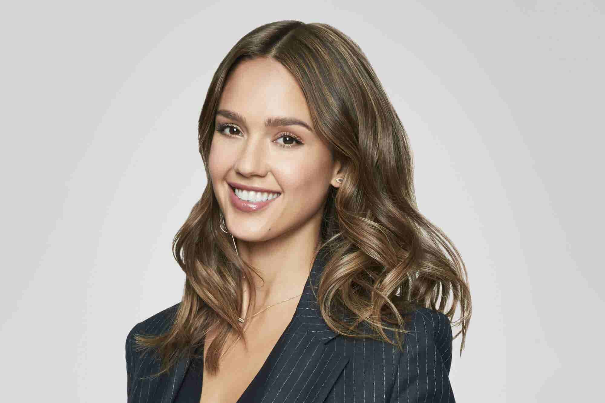Jessica Alba Shares the Routine That Helps Her Run the Multimillion-Do...