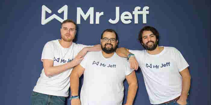 La startup Mr Jeff está lista para hacer la lavandería en todo el mundo con un solo click