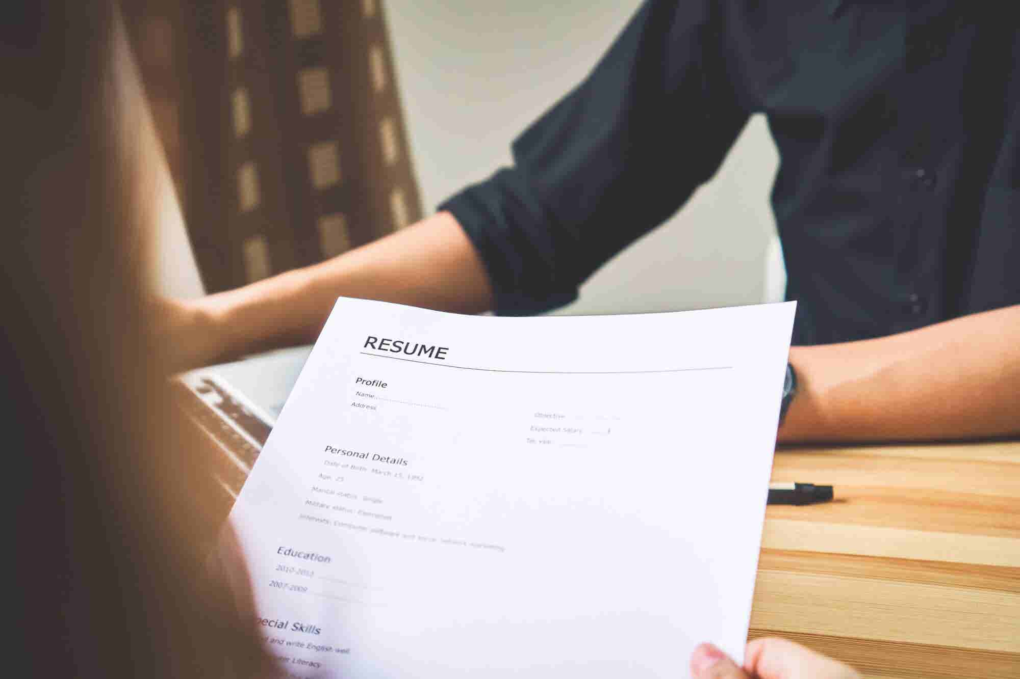 How to Give Your Resume a Makeover for 2019