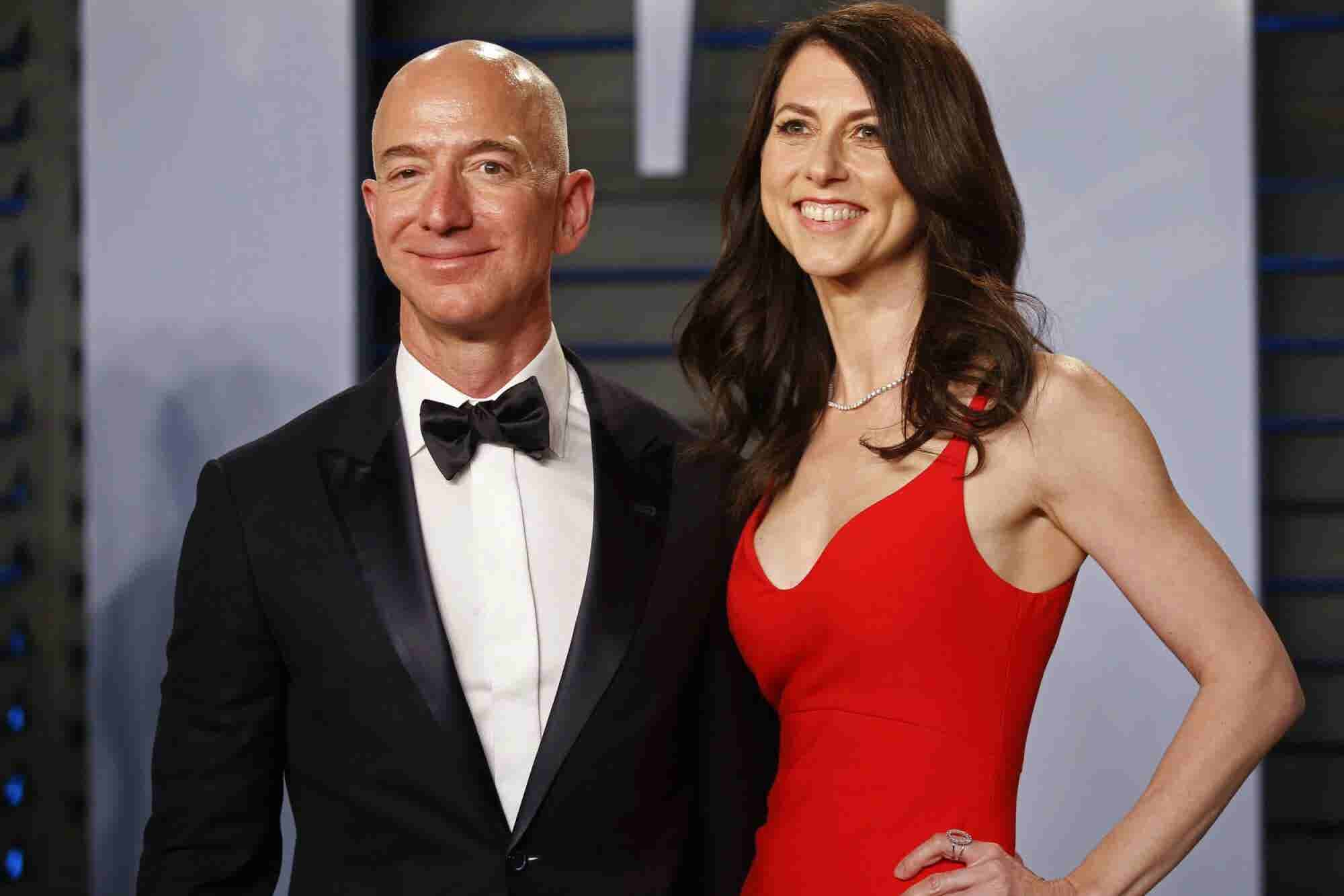 Here is What Entrepreneurs Can Learn from Jeff Bezos' Divorce!