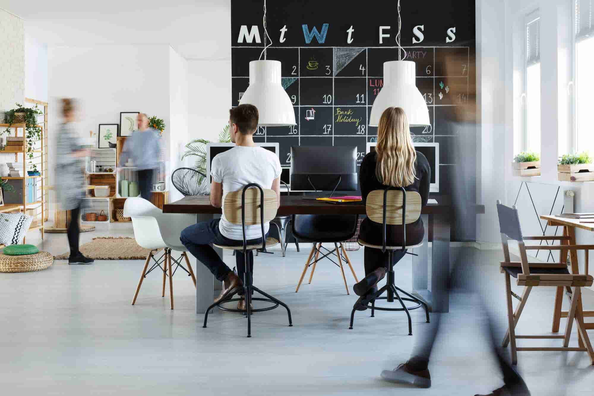 Can Co-Working Spaces Help Your Business Become More Productive?