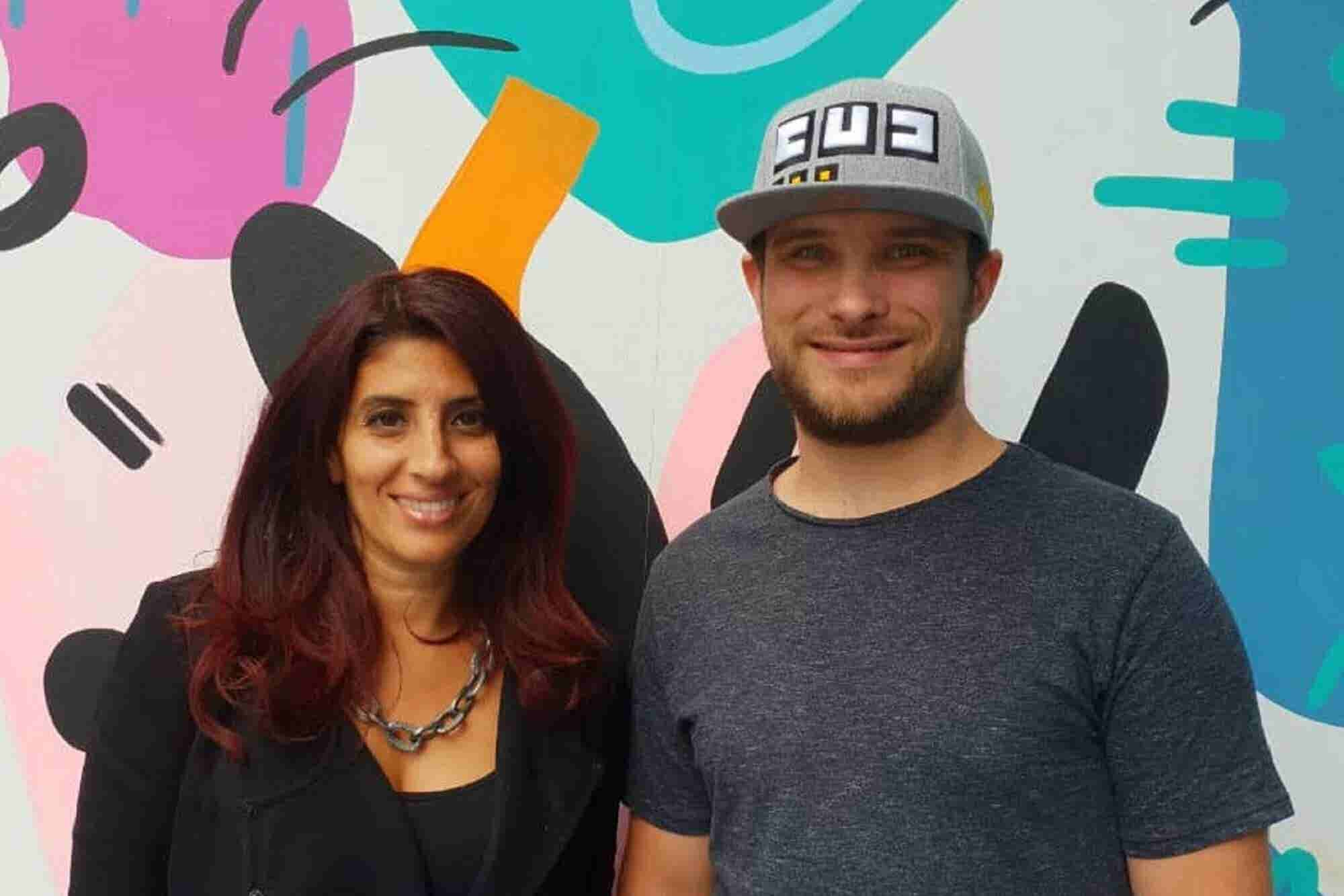 Reclaiming Your Entrepreneurial Dreams: Searchie's Sahiqa And Harvey Bennett