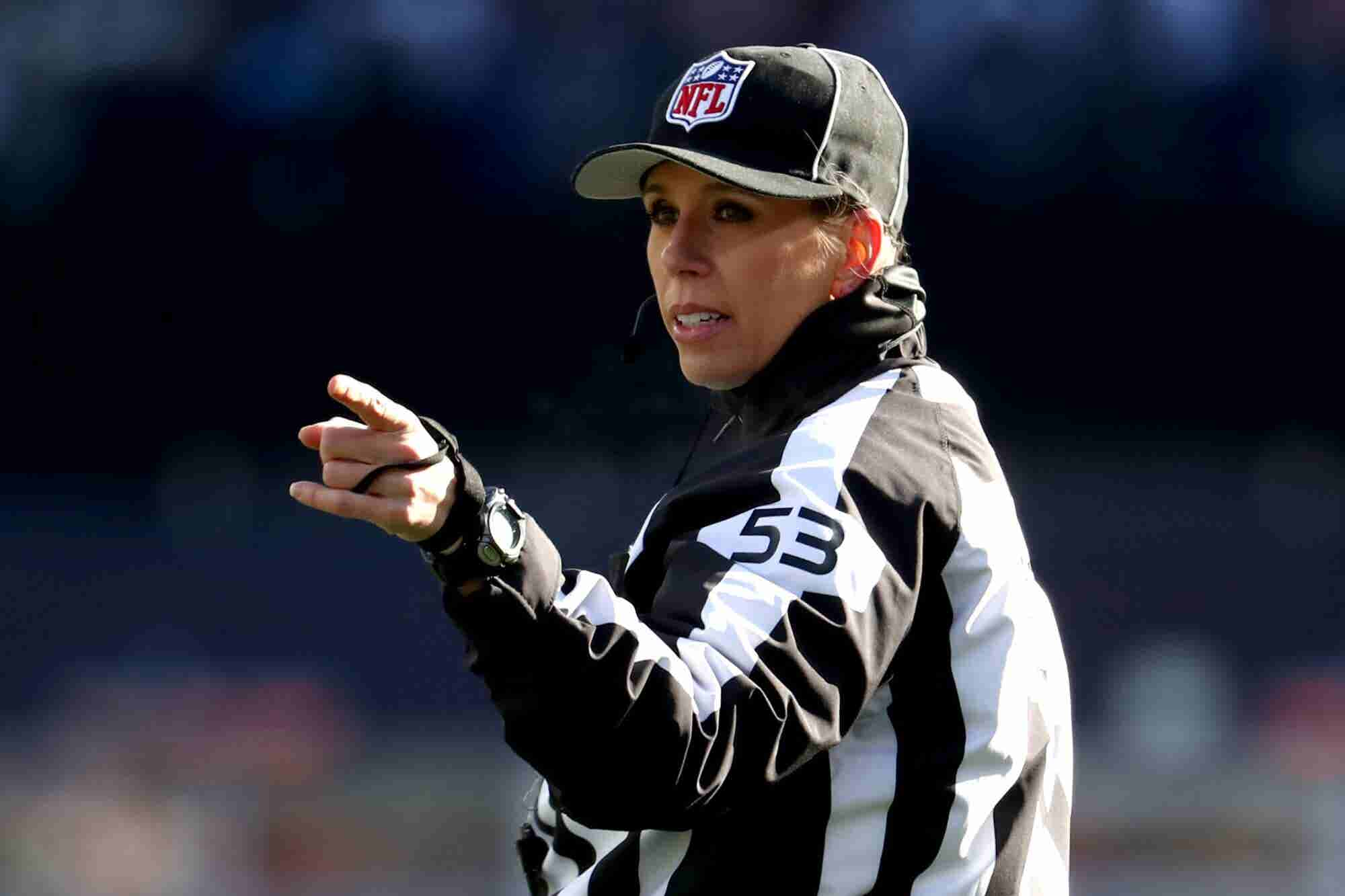 This Woman Just Made NFL History
