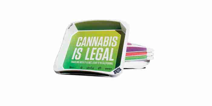 This Cannabis Brand Scored A Viral Hit -- Thanks To The TSA