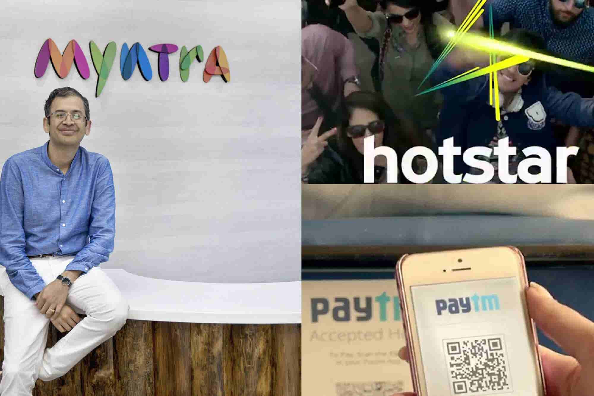 Monday Musings: Paytm Eyes the Video Space & Hotstar on Lookout for a New CEO