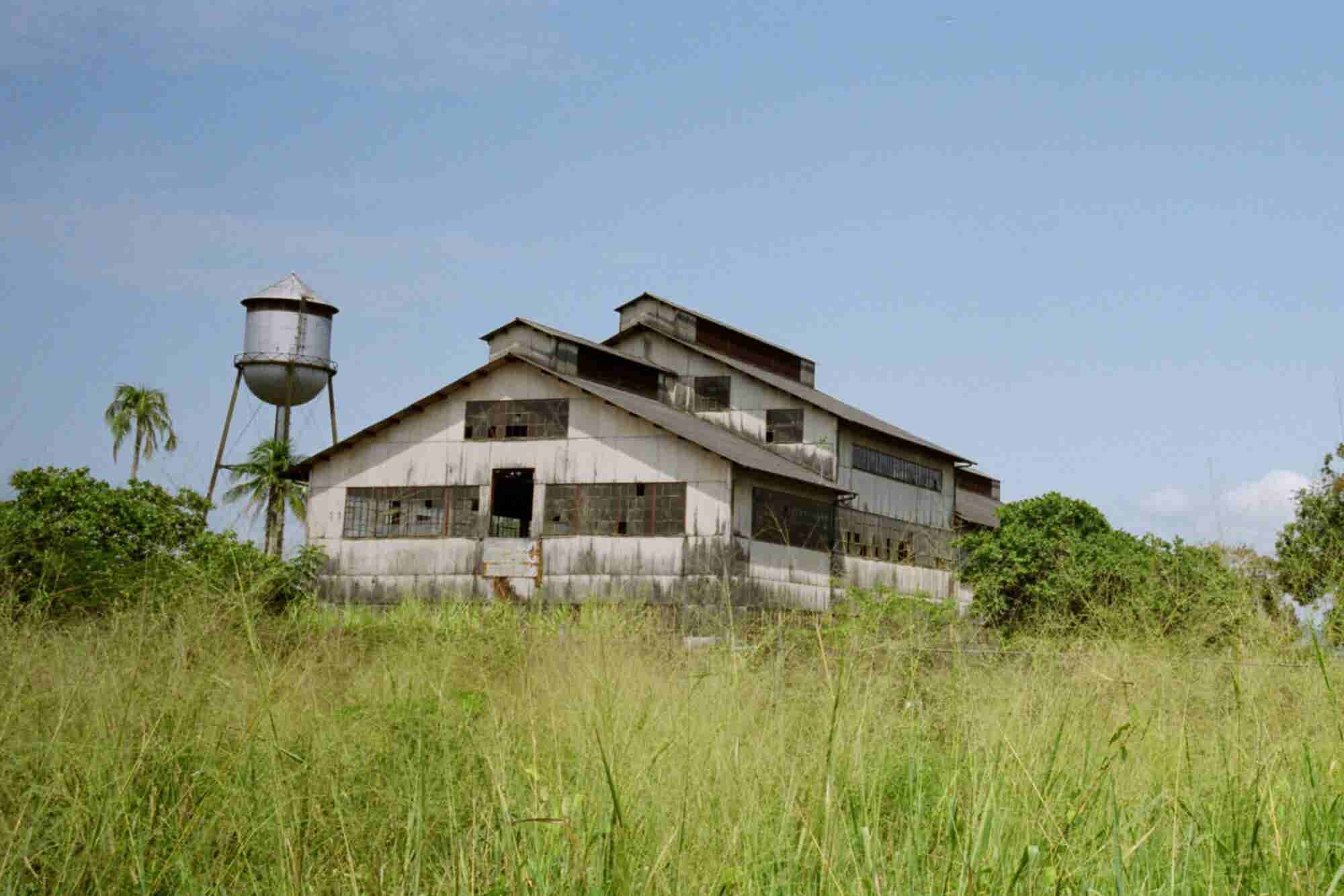 Ever Heard Of Henry Ford's Colossal Failed City in the Jungle?