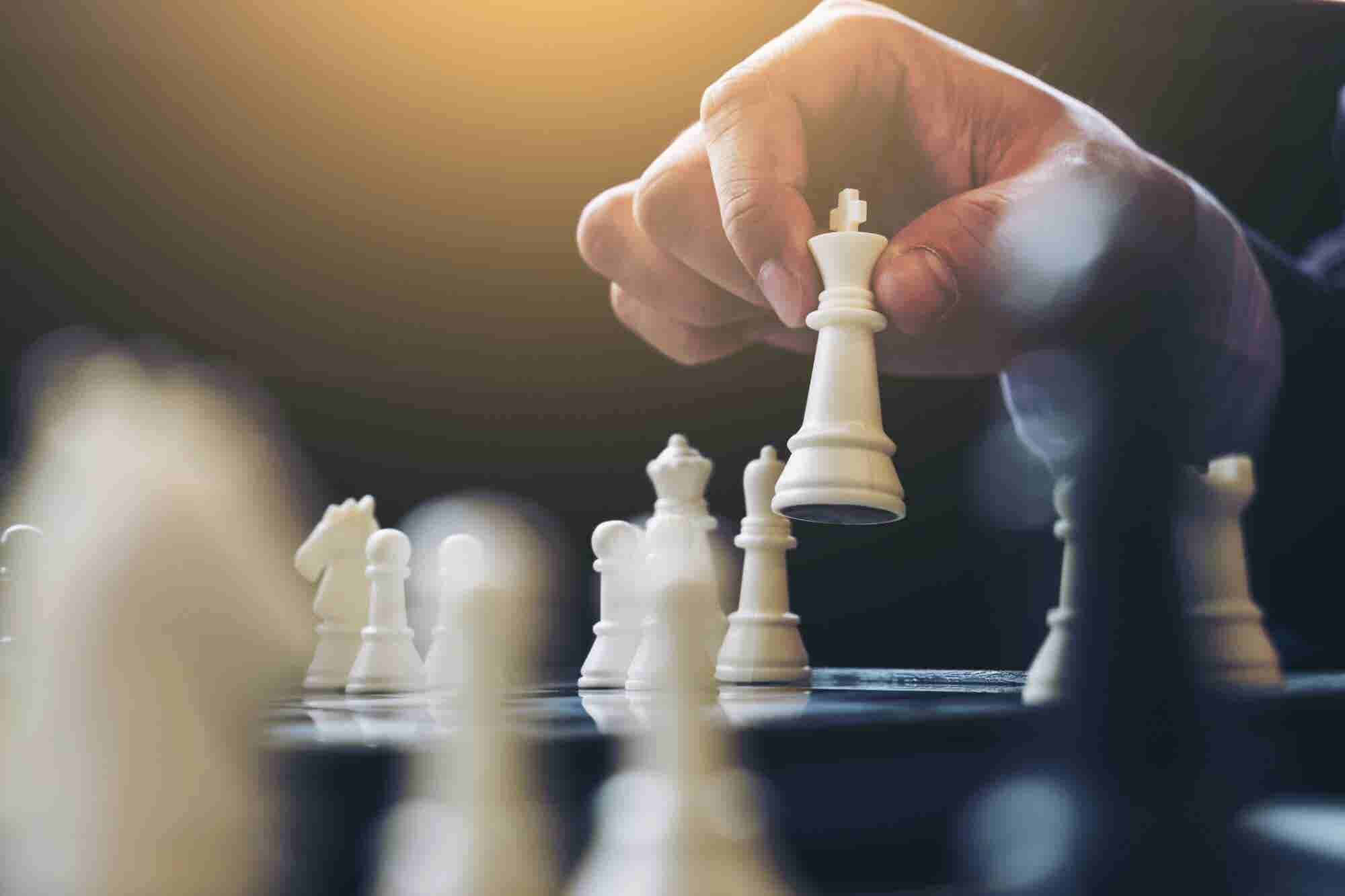 Why Entrepreneurs in 2019 Should Play the 'Chess' Version of Taxes, Not the 'Checkers' One