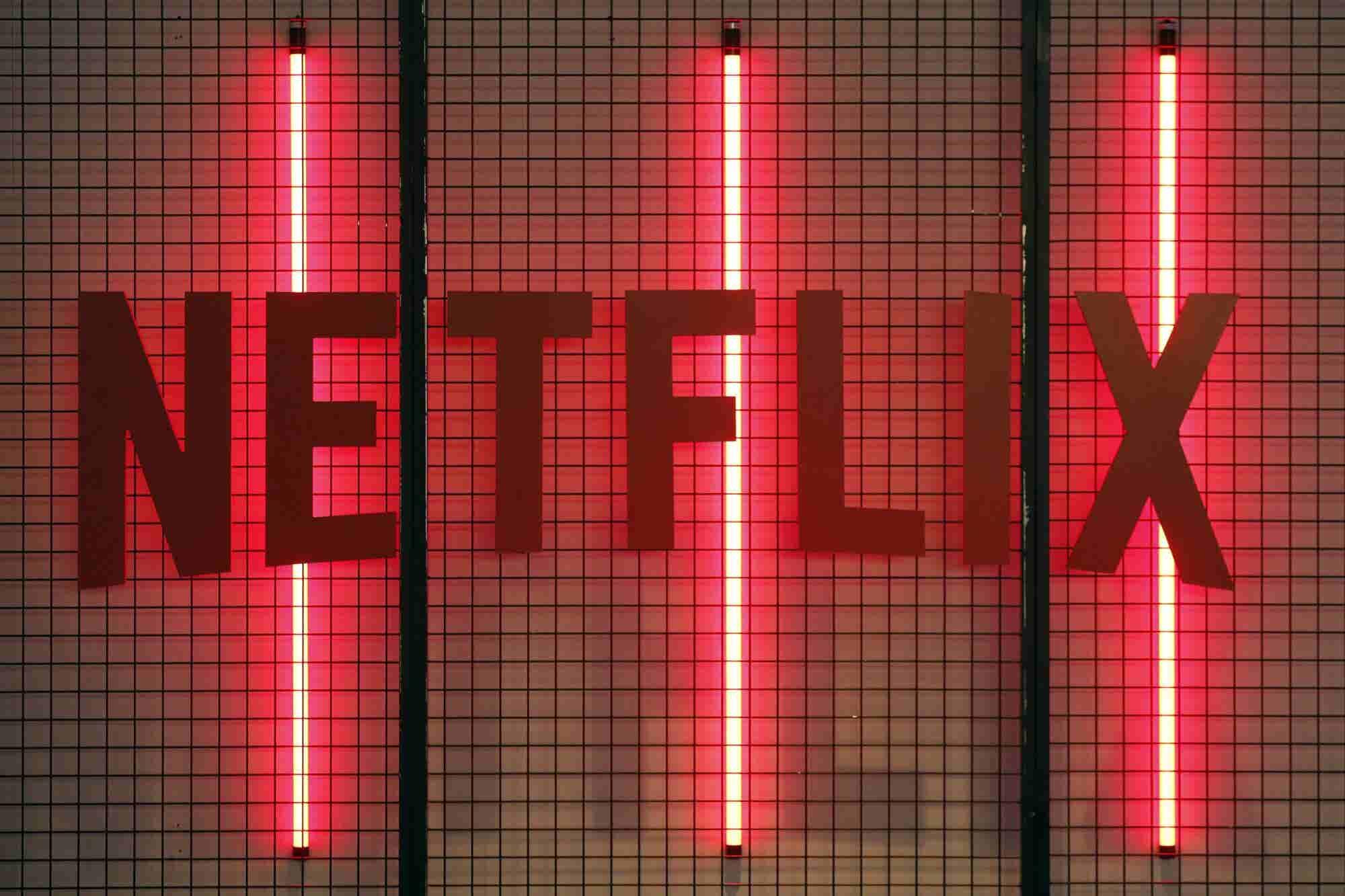 The Entrepreneur Index™ Rides Netflix's Coattails to Big Stock Jump