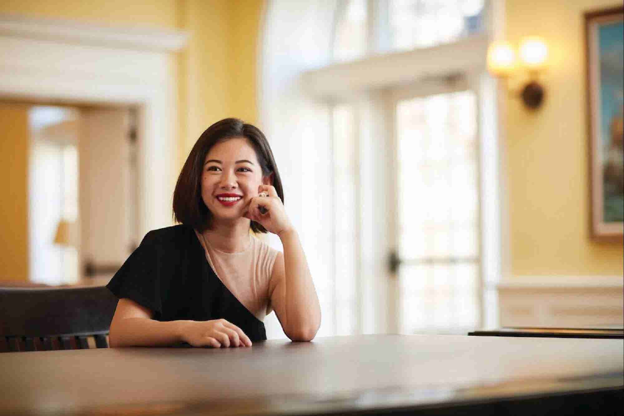 How this Asian Woman Entrepreneur is Redefining the World of Venture Capital