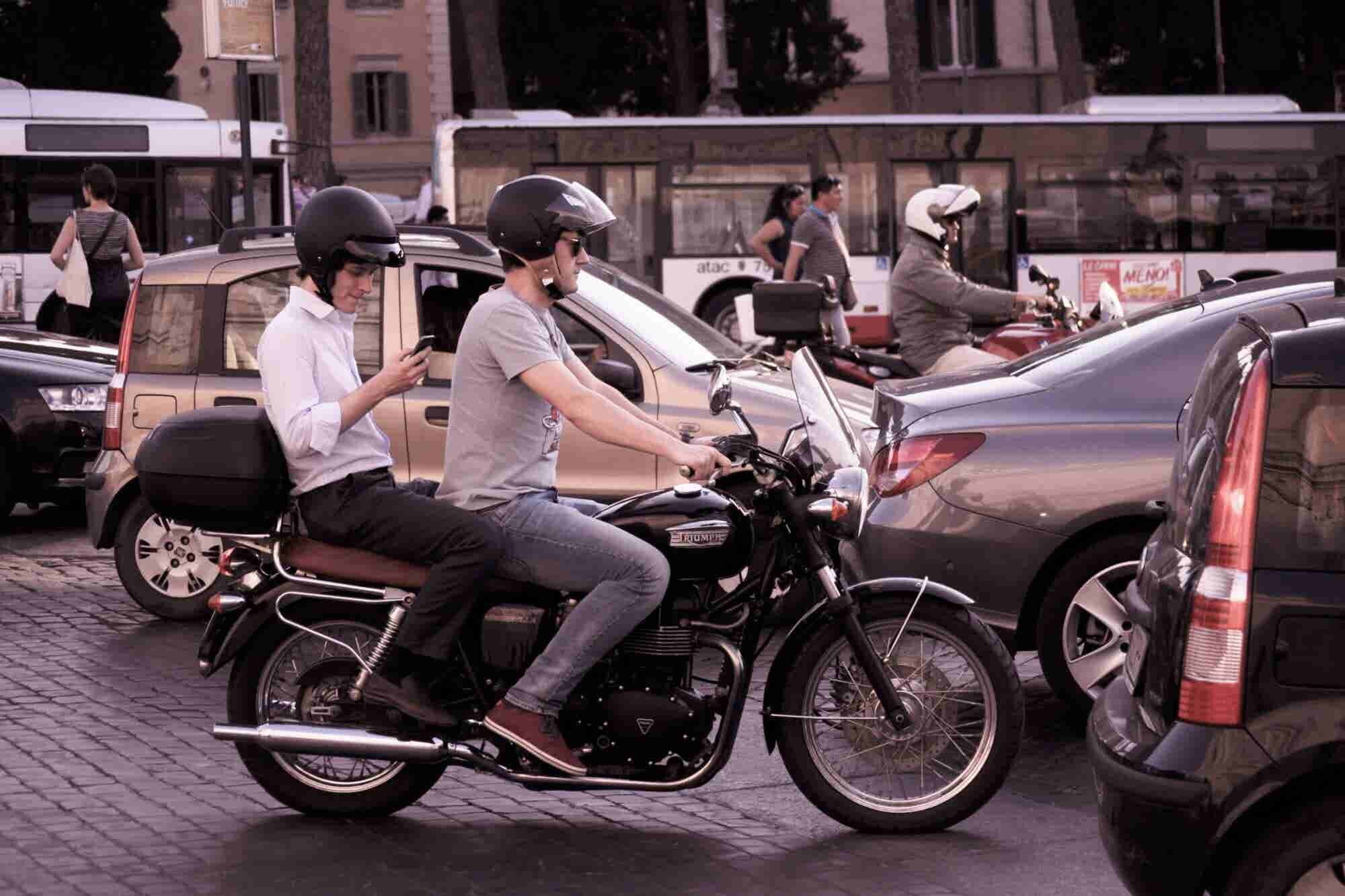 Why the Bike Taxi industry is Here to Stay