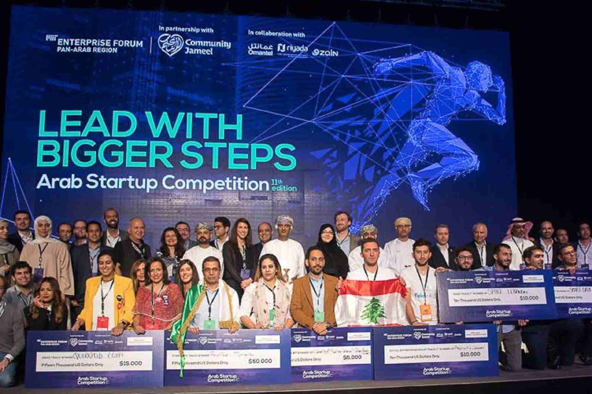 MITEF Pan Arab's 12th Arab Startup Competition Gears Up For The Finals in Beirut
