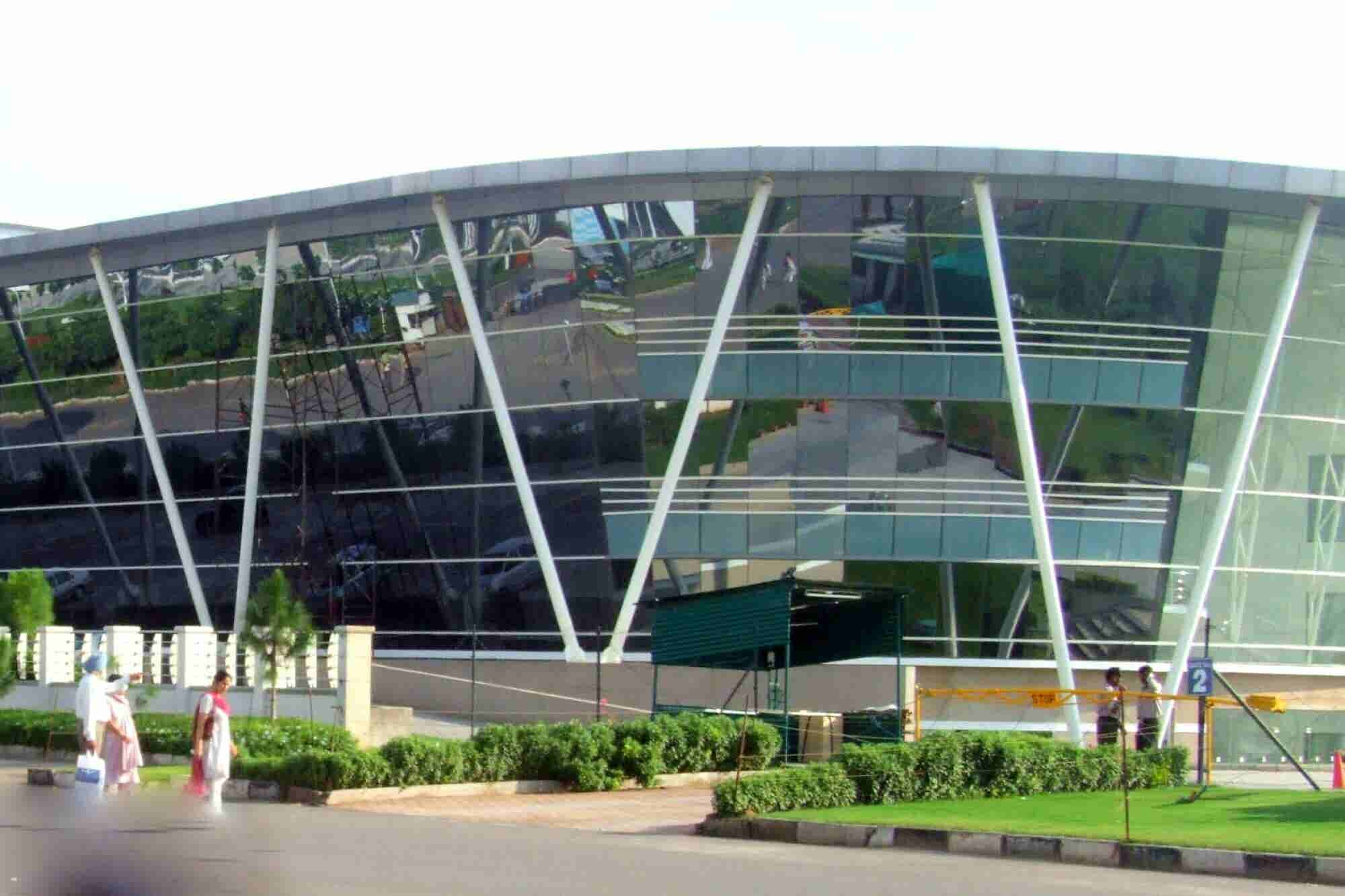 Chandigarh's Transition from the City of Bureaucrats to North India's Corporate Capital