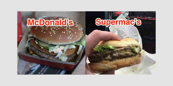 McDonald's Lost a 'David Versus Goliath' Trademark Battle Over Big Macs to a Small Irish Rival Called Supermac's