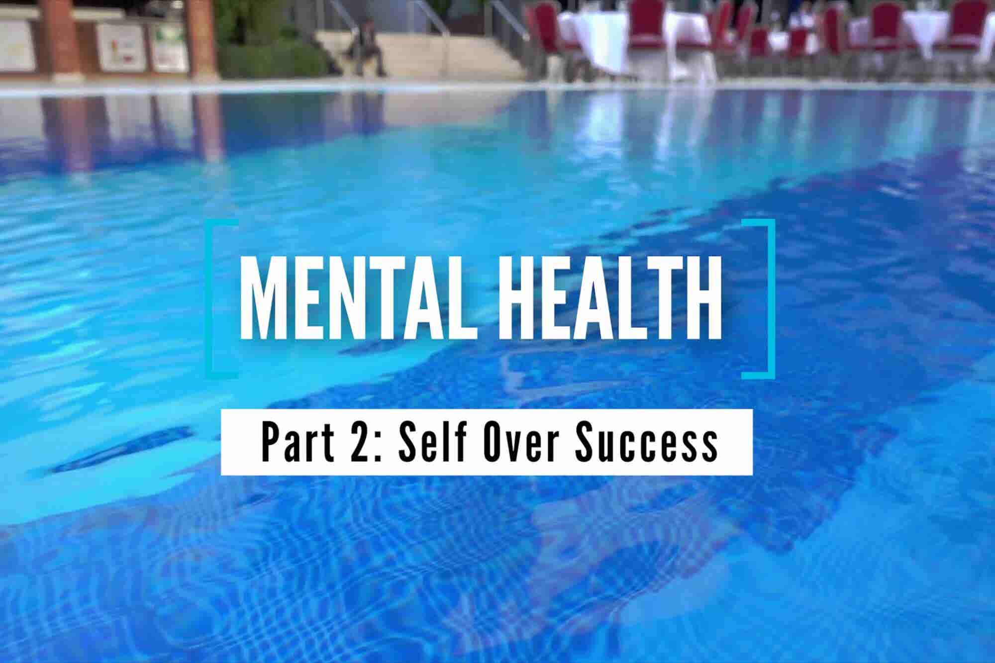 Michael Phelps and Other Leaders on Finding Happiness: Stop Tying Your Self-Worth to Your Career Success (Video)