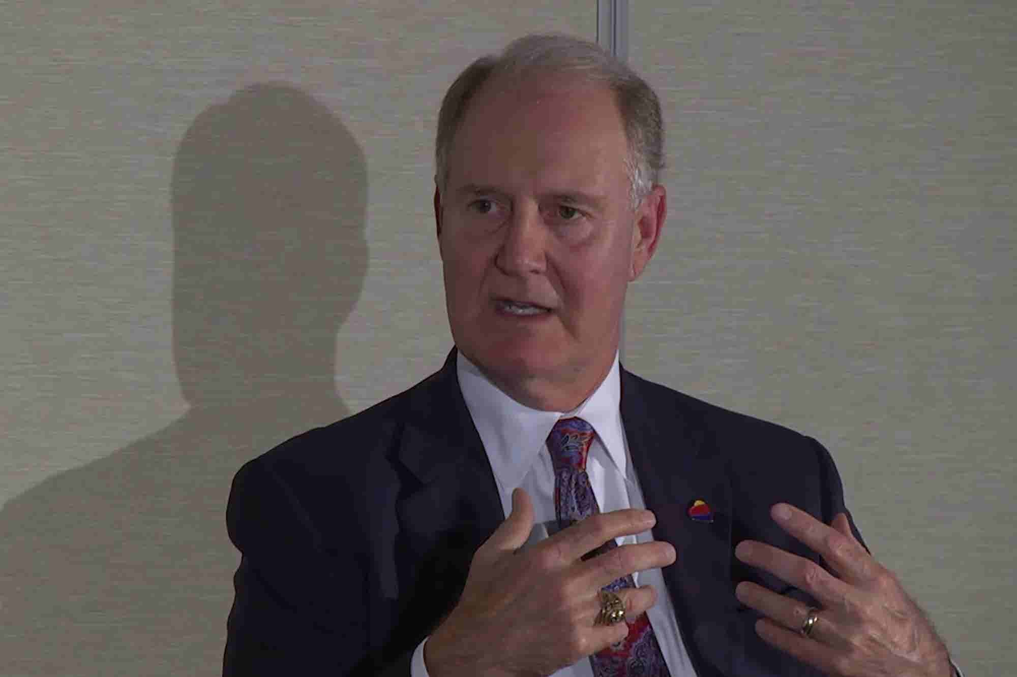 The CEO of Southwest Airlines Explains Why Paying Competitiv...