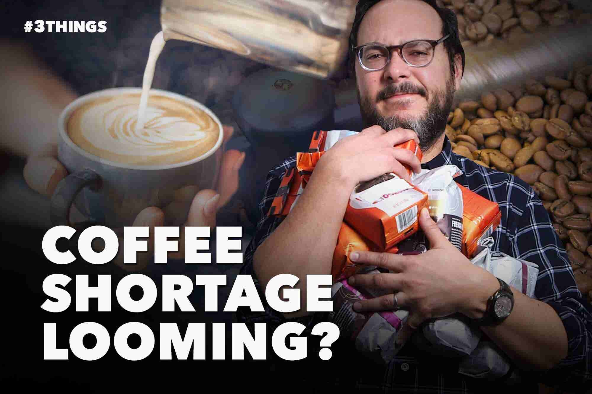 Coffee Beans Are Going Extinct, Facebook Covets Your Old Pics and the Motorola Razr Is Back (60-Second Video)