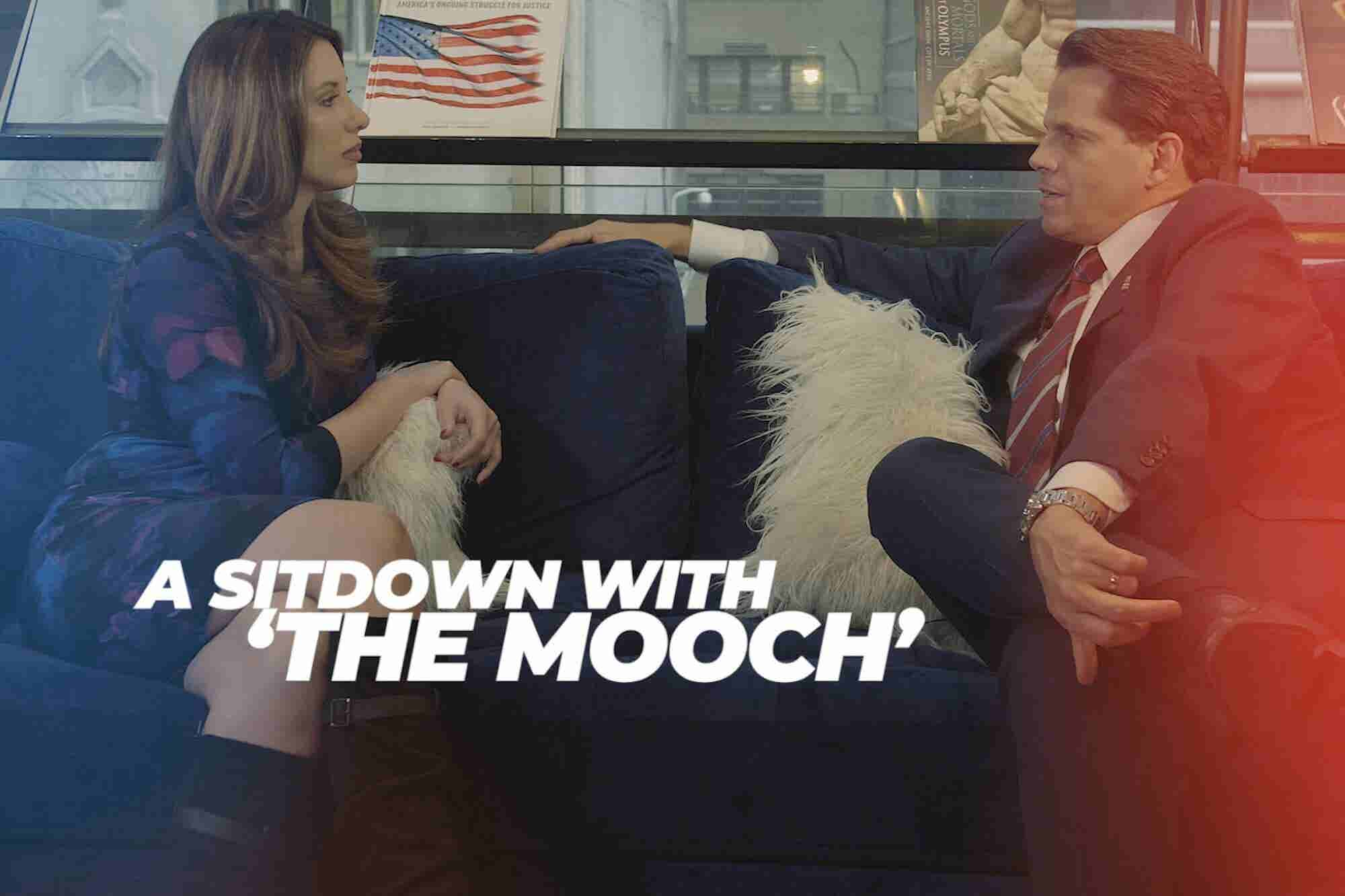 A Candid Conversation With Anthony 'The Mooch' Scaramucci: Working for...