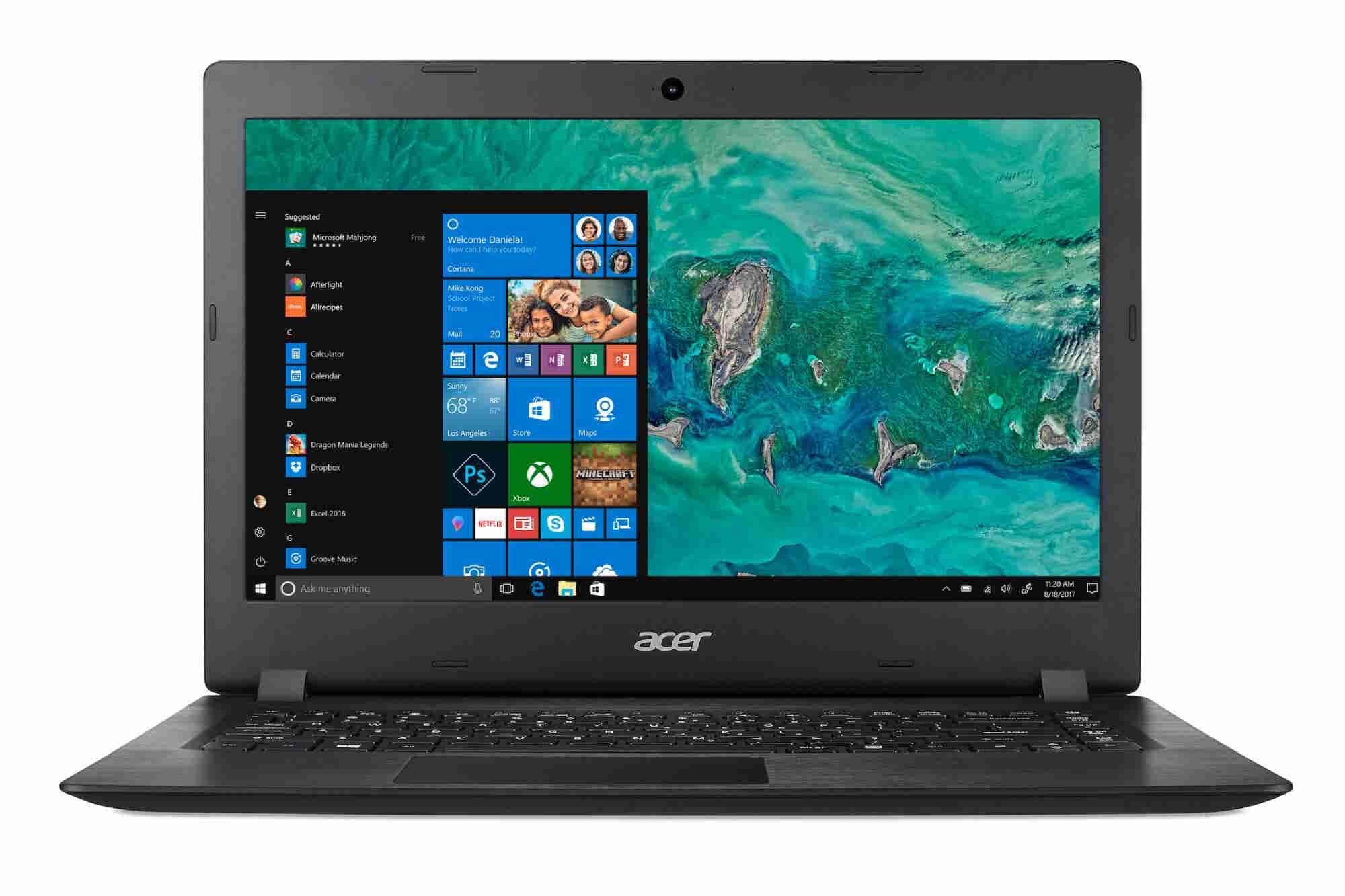 Work It: Acer Aspire 1