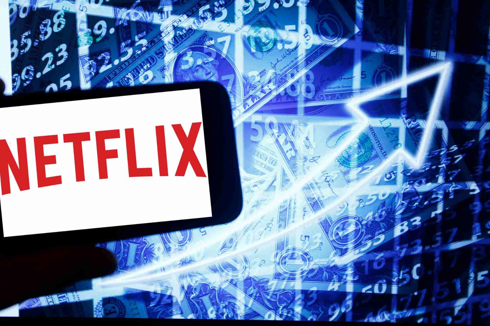 Netflix Has Been the Hottest Stock Since Christmas. Here's Why.