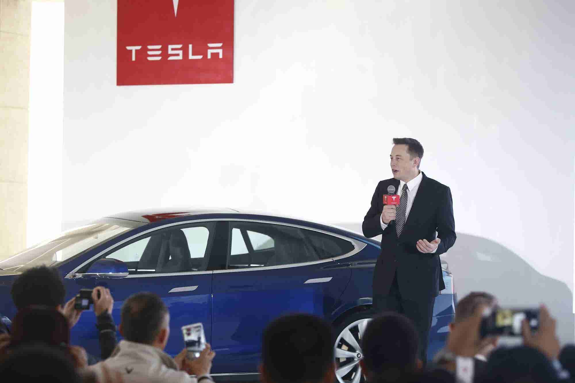 Tesla Announces Plan to Cut 7 Percent of Its Workforce, Leading to Stock Plummet