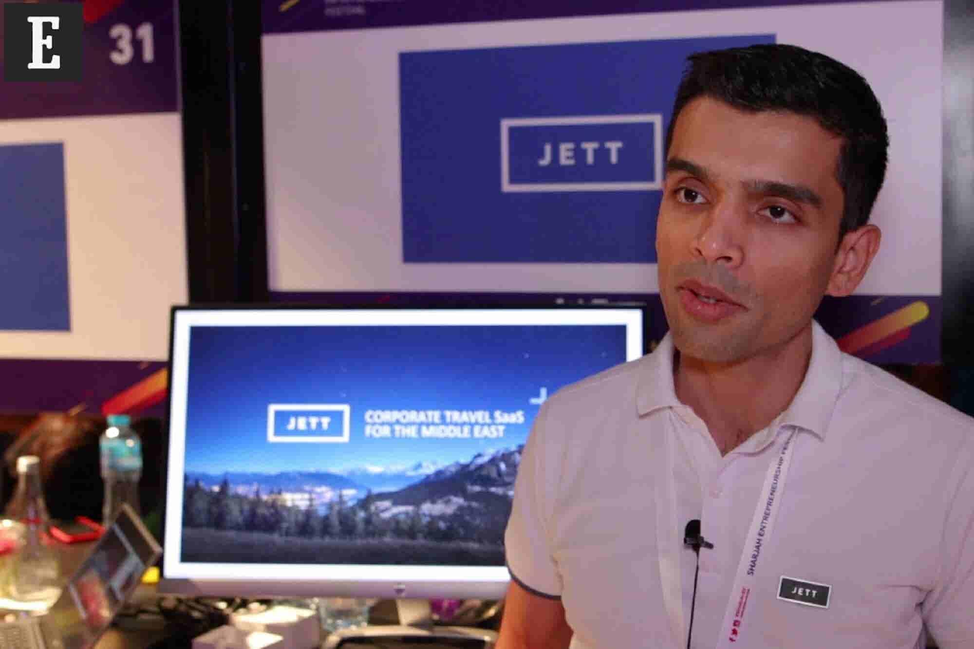 Dubai Startup Jett's Albert Dias Advises Aspiring 'Treps To Cultivate Passion In Their Endeavors
