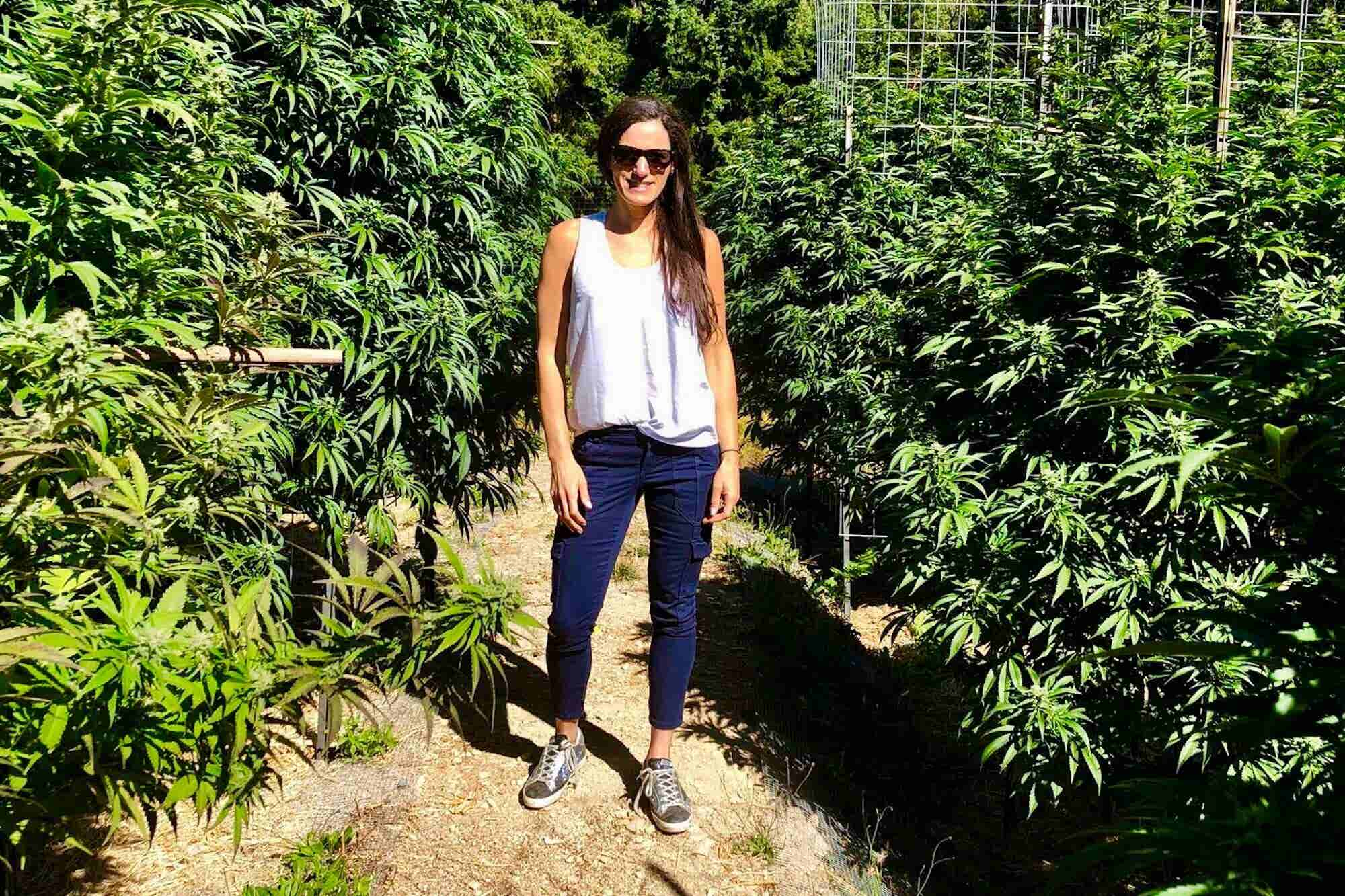 She Runs One of The Biggest PR Companies in Cannabis. So Why Haven't Y...