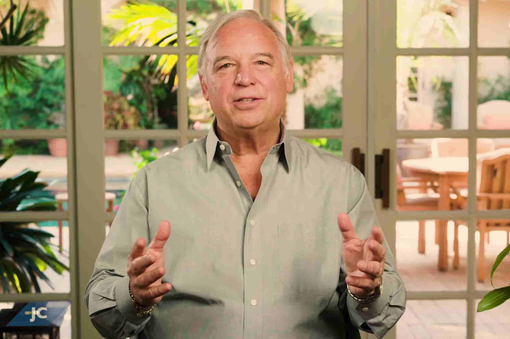 What 'Chicken Soup for the Soul' Author Jack Canfield Is Accomplishing in 2019