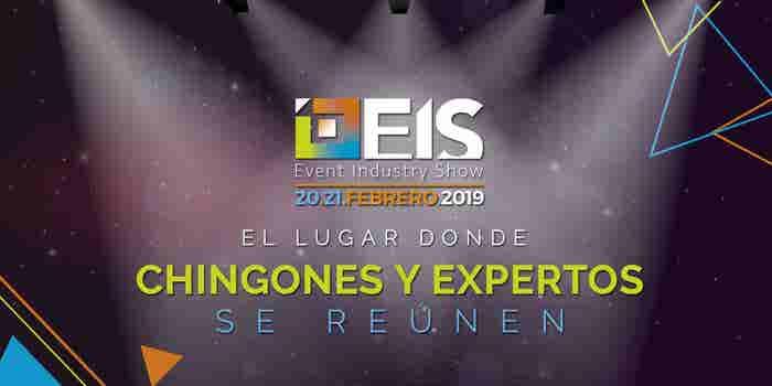 La inspiración para tus eventos … EVENT INDUSTRY SHOW 2019