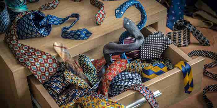 #8 Essential Neckties Every Man Should Own To Make A Perfect Boardroom Statement