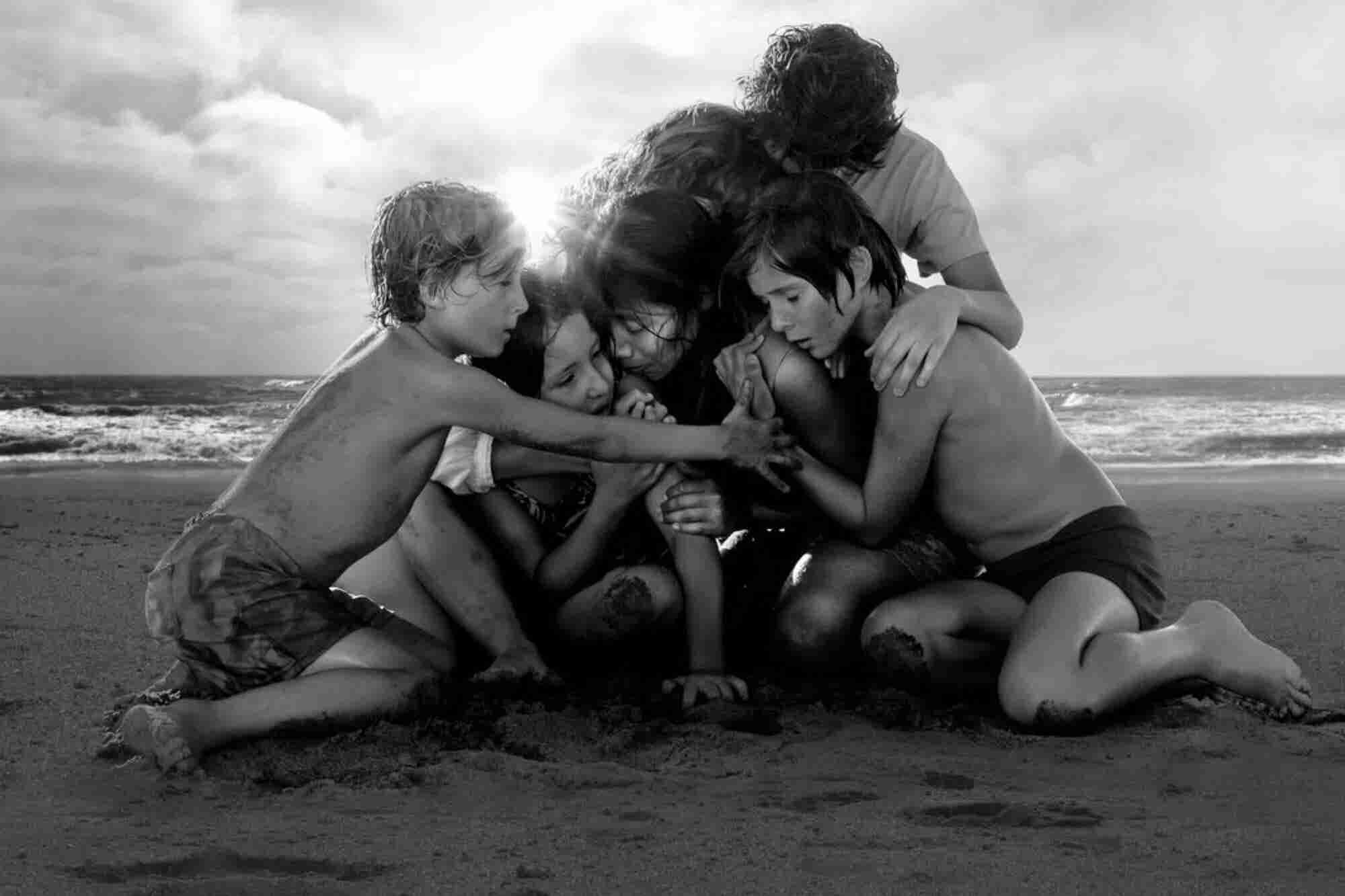 Nominaciones al Oscar: 'Roma' va por Mejor Película y Mejor Director