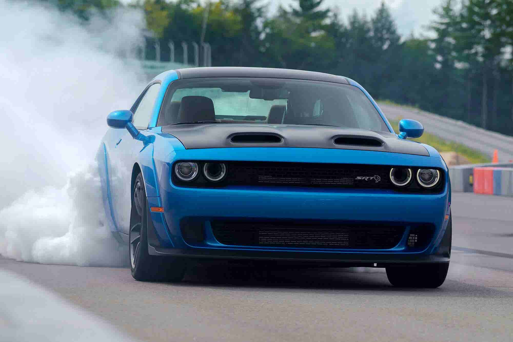 The Next Dodge Challenger Muscle Car to be Electrified