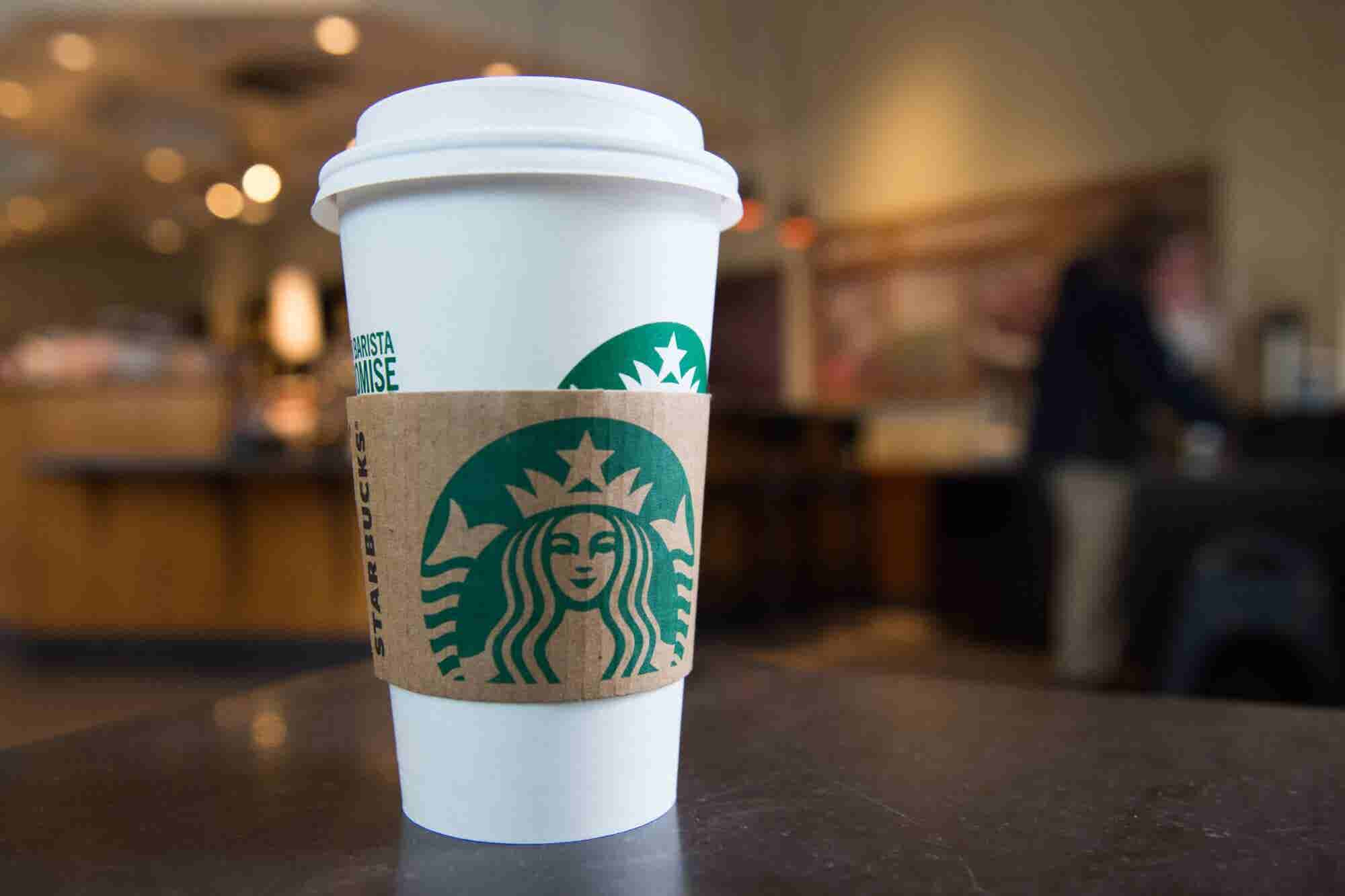 Starbucks Is Teaming Up With Uber to Start Delivering Coffee in 6 of the Biggest U.S. Cities