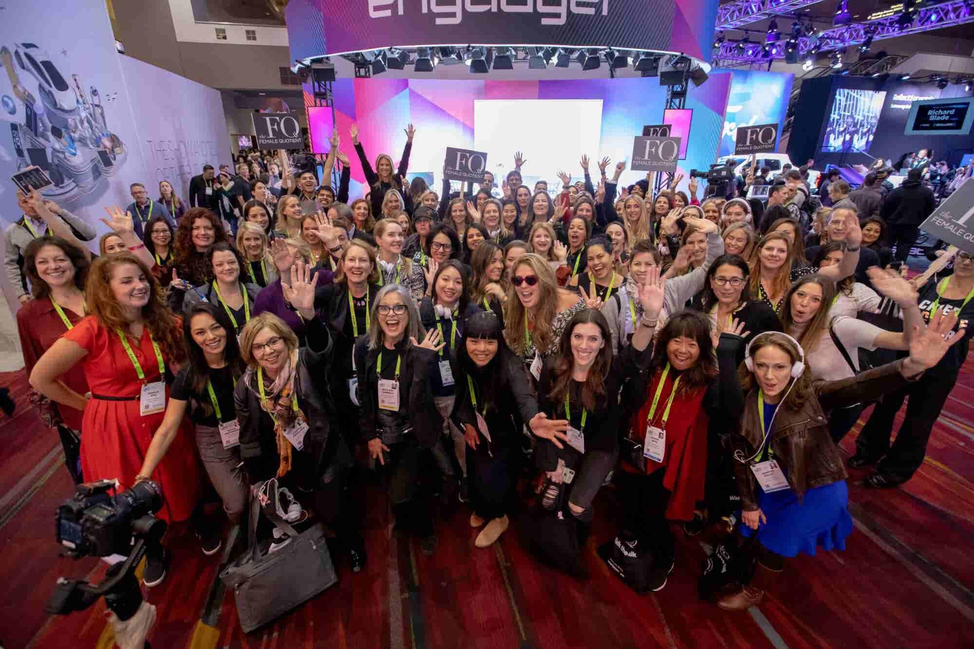 Shelley Zalis Makes Sure That 'Women's Work' Gets the Respect It Deserves
